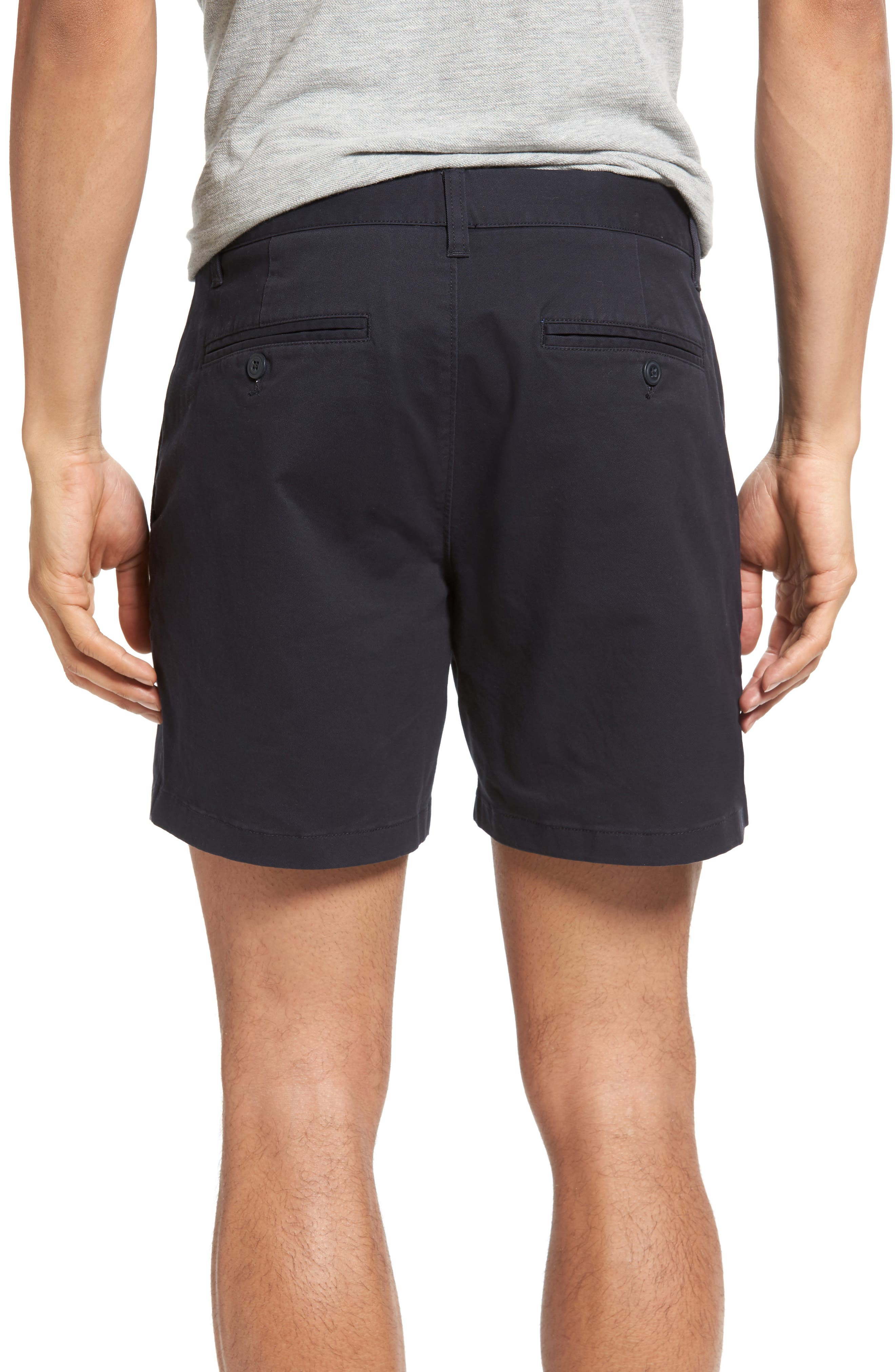 Stretch Washed Chino 5-Inch Shorts,                             Alternate thumbnail 54, color,