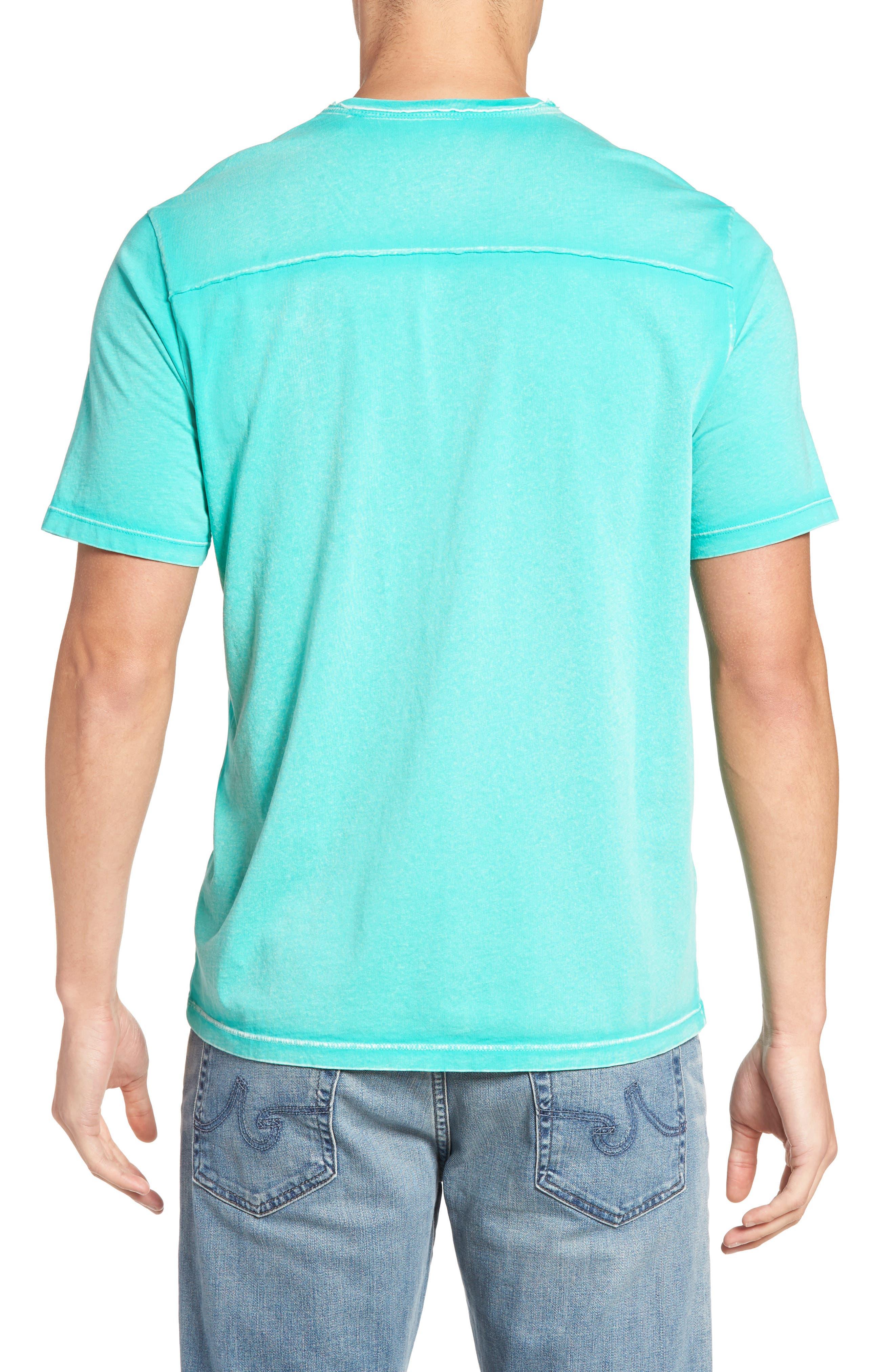 'Kahuna' V-Neck T-Shirt,                             Alternate thumbnail 18, color,
