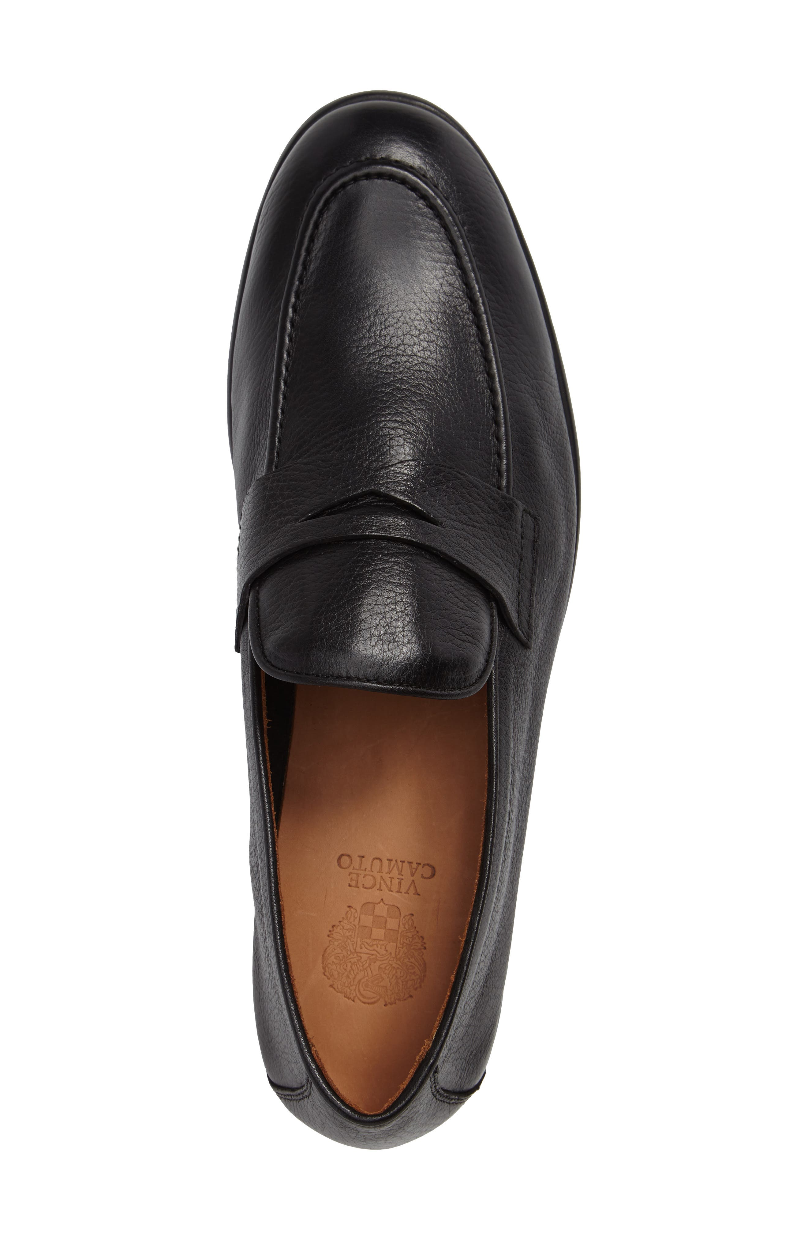 Dillon Penny Loafer,                             Alternate thumbnail 3, color,                             001