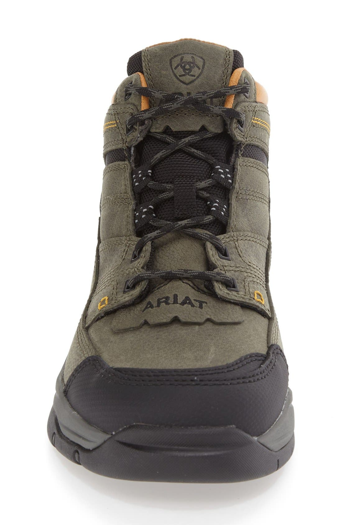 'Terrain Pro' Waterproof Hiking Boot,                             Alternate thumbnail 3, color,                             020