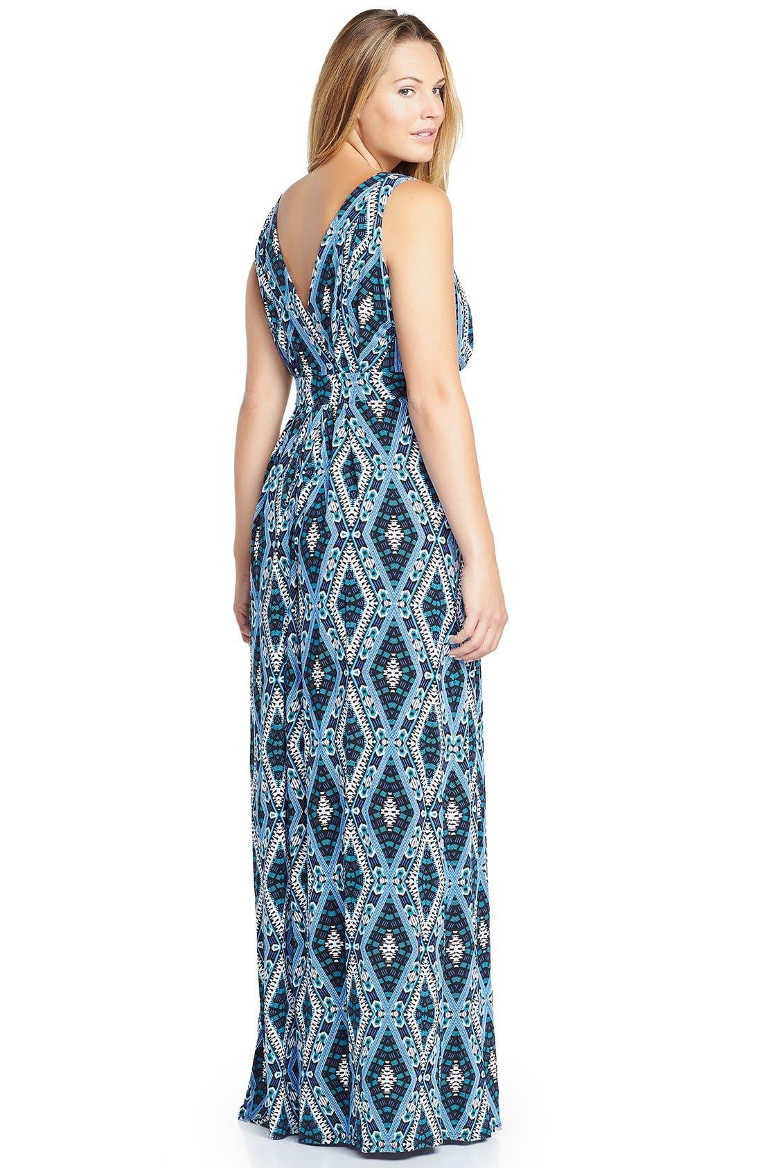 Chloe Empire Waist Maxi Dress,                             Alternate thumbnail 66, color,
