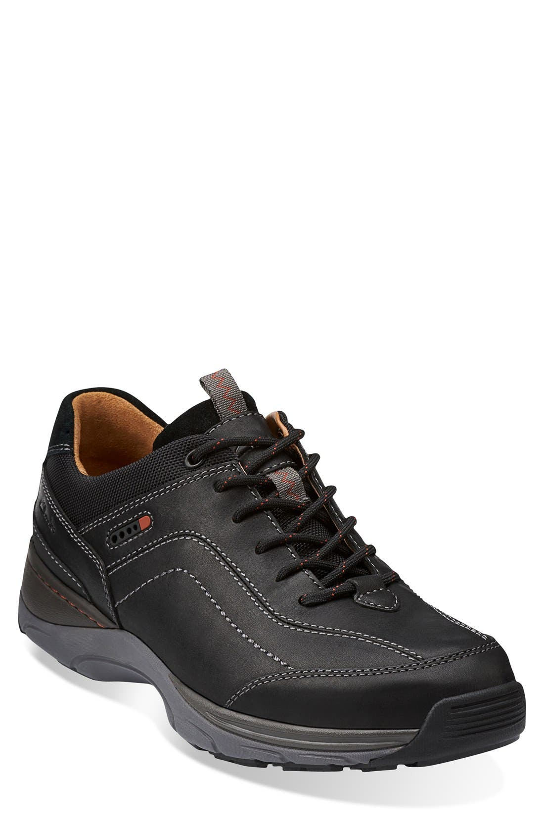 Clarks<sup>®</sup> 'Skyward Vibe' Sneaker,                             Main thumbnail 1, color,                             003