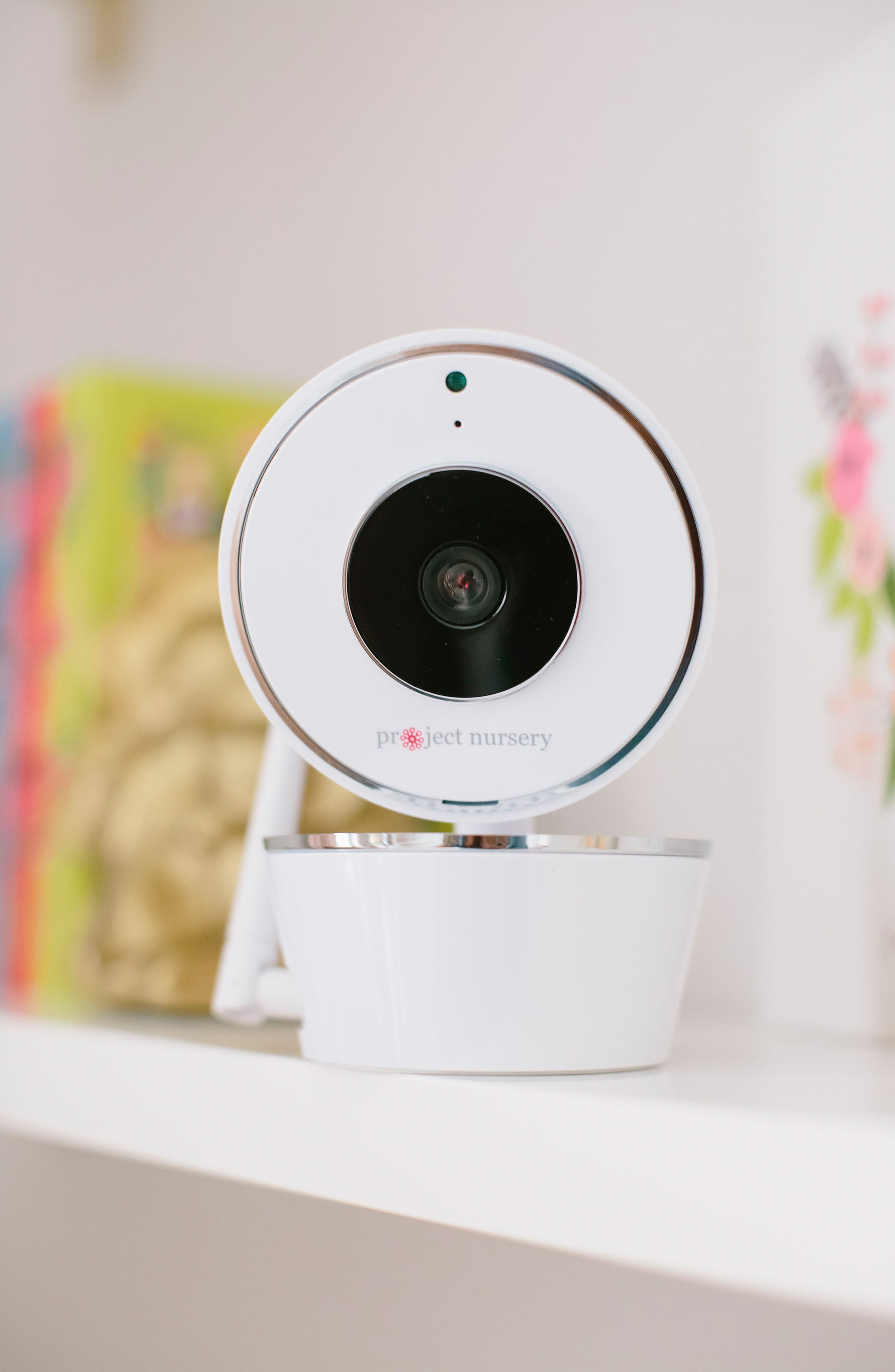 """5"""" High Definition Baby Monitor System with 1 1/2"""" Mini Monitor,                             Alternate thumbnail 3, color,                             100"""