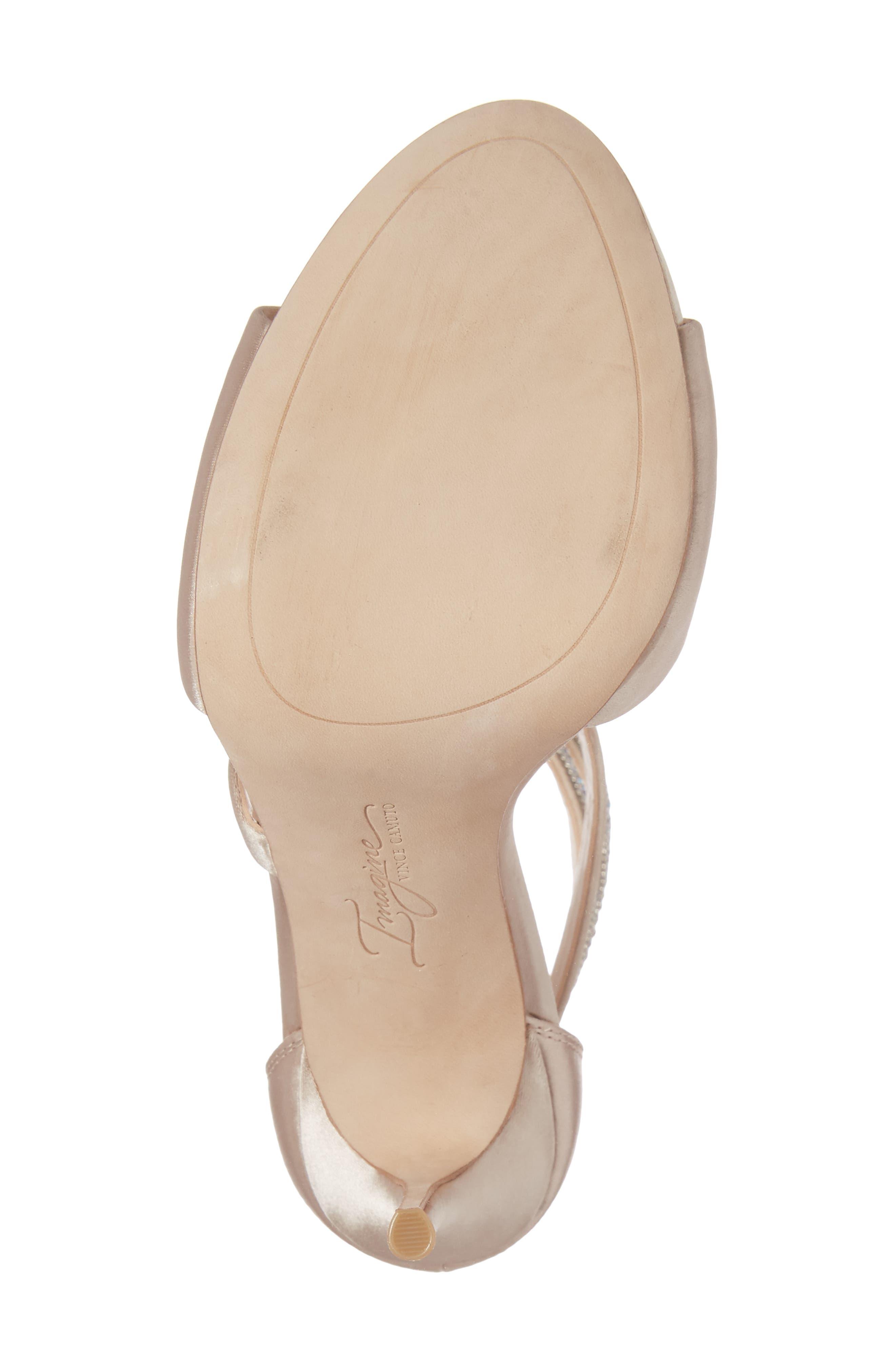 Imagine Vince Camuto Dafny Embellished Sandal,                             Alternate thumbnail 18, color,
