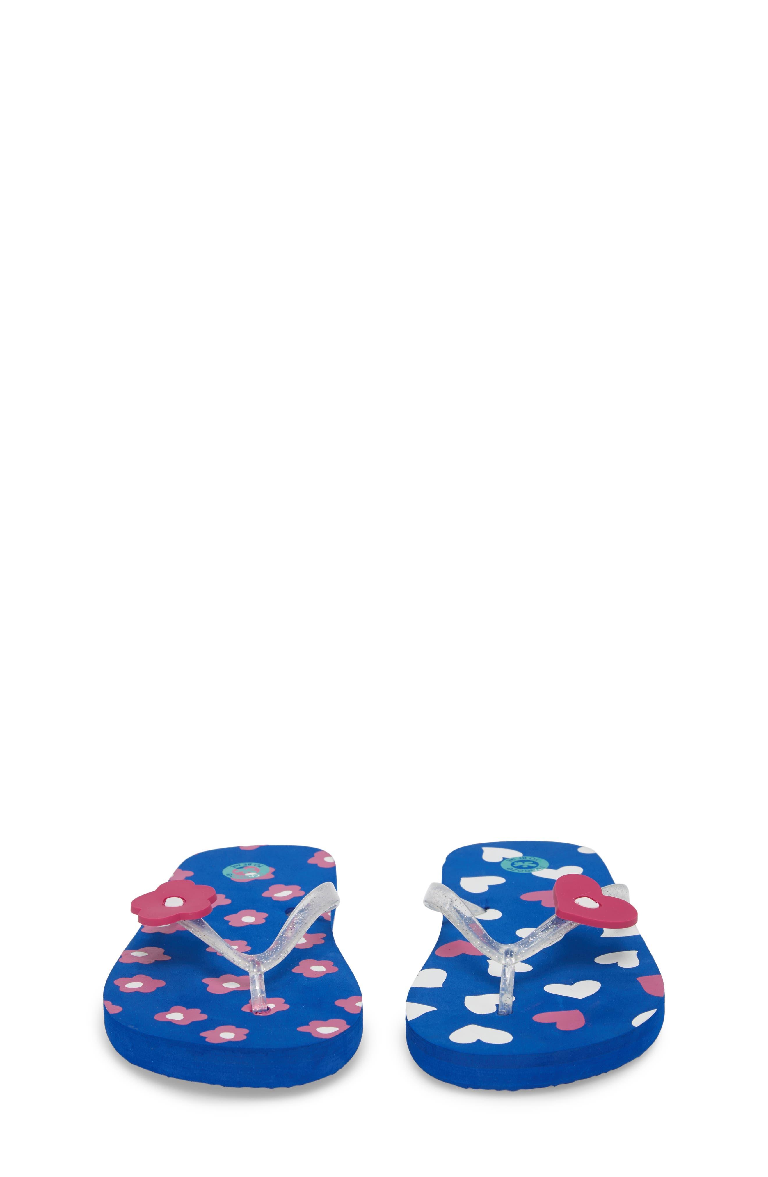 Print Flip Flop,                             Alternate thumbnail 5, color,                             404