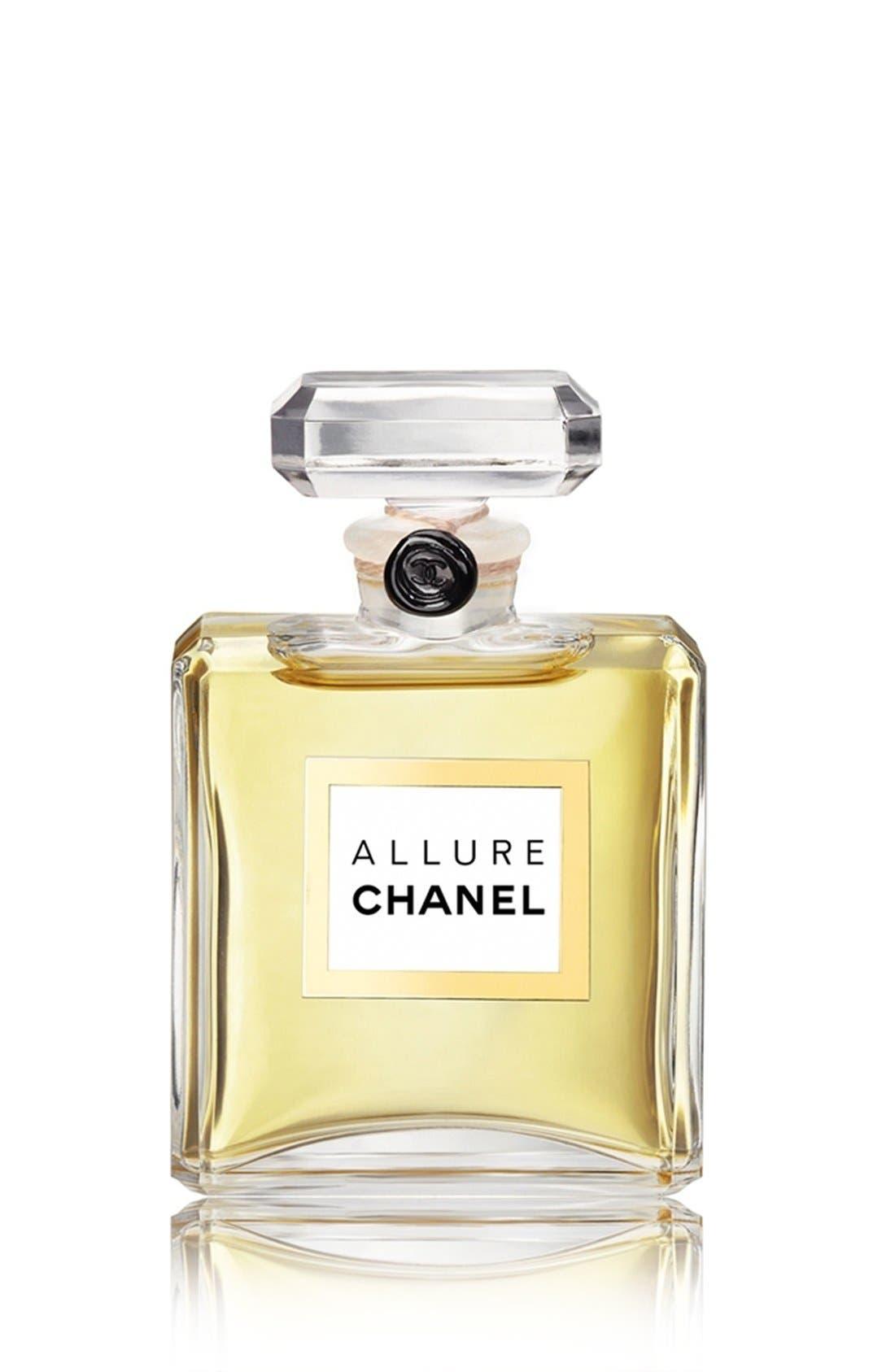 ALLURE<br />Parfum Bottle,                             Main thumbnail 1, color,                             NO COLOR