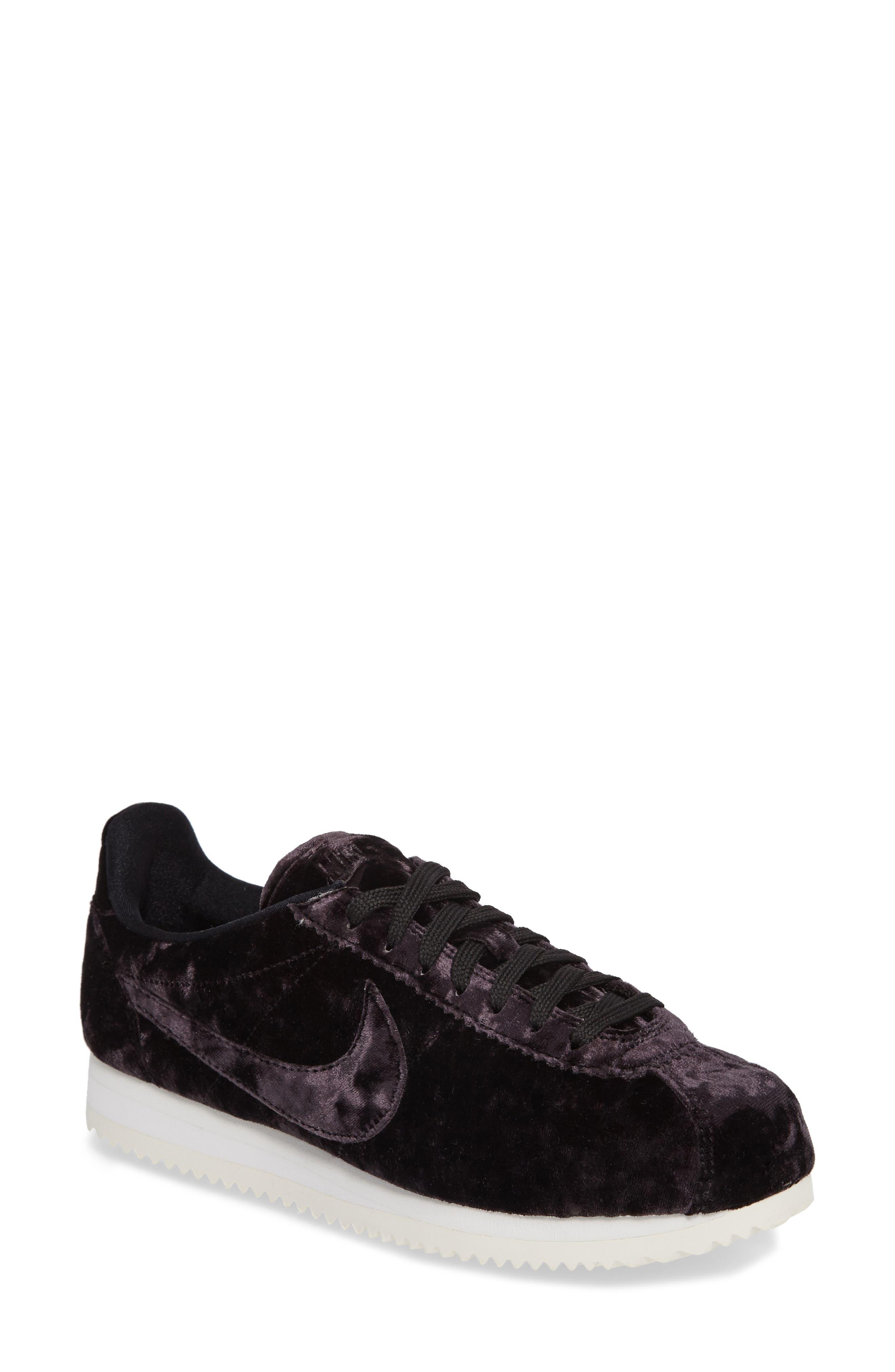 Cortez Classic LX Sneaker,                             Main thumbnail 1, color,                             001