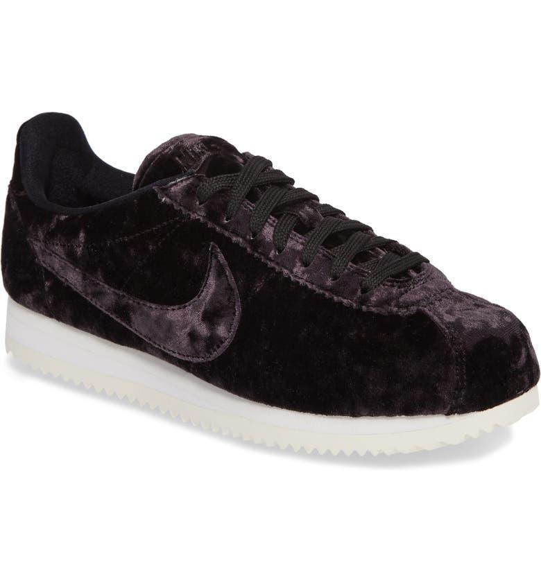 superior quality 1491f e8e62 NIKE Cortez Classic LX Sneaker, Main, color, 001
