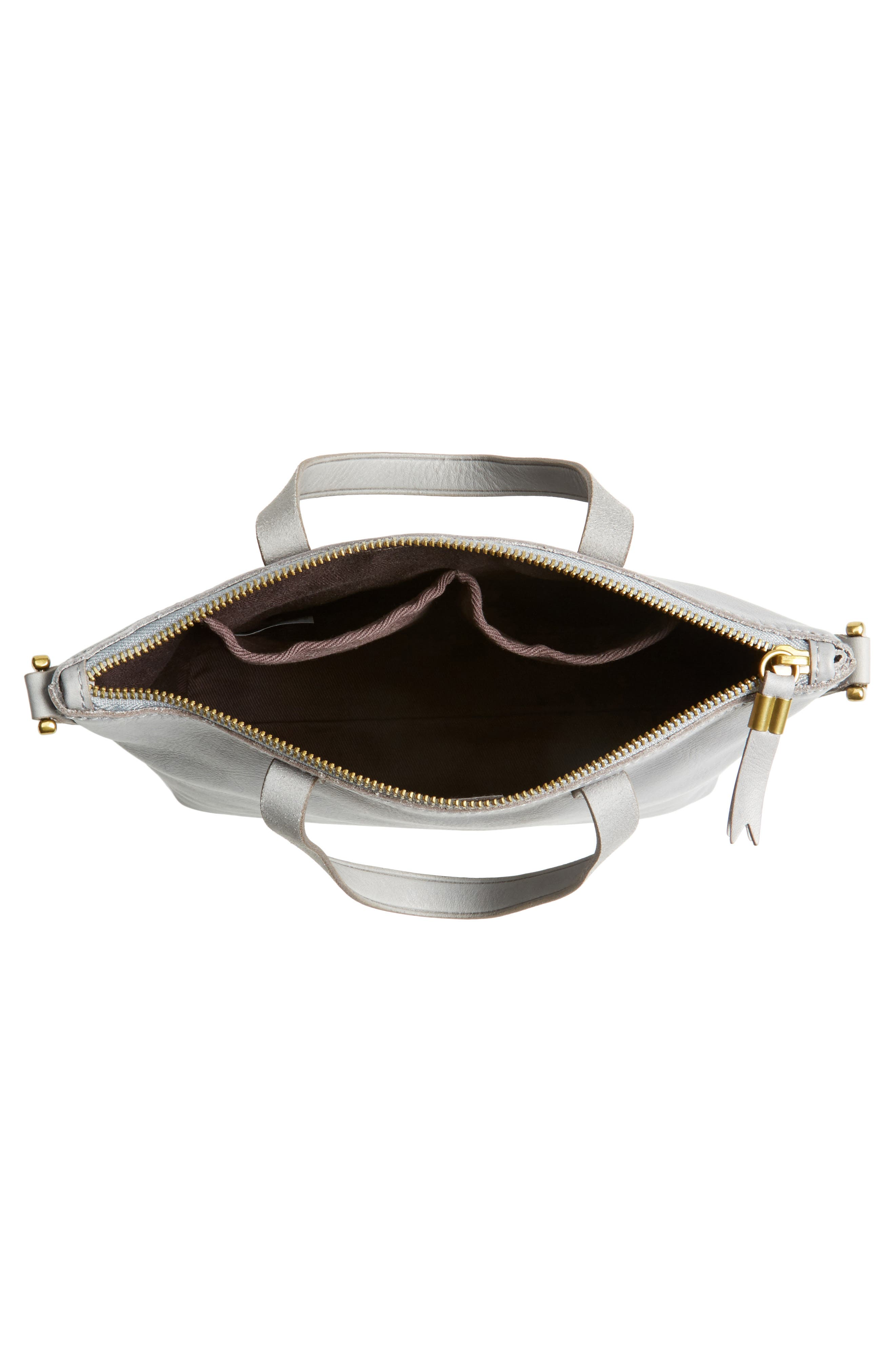 The Transport Leather Crossbody,                             Alternate thumbnail 4, color,                             021