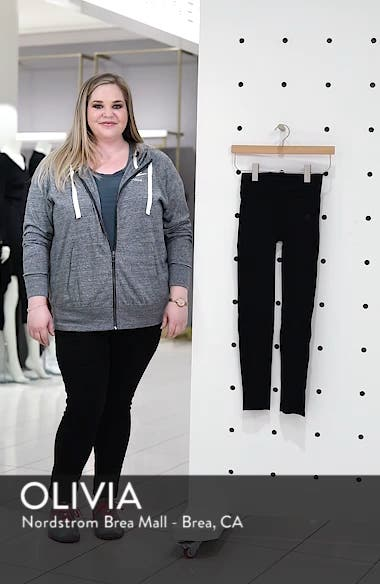 Warpknit High Waist Ankle Leggings, sales video thumbnail