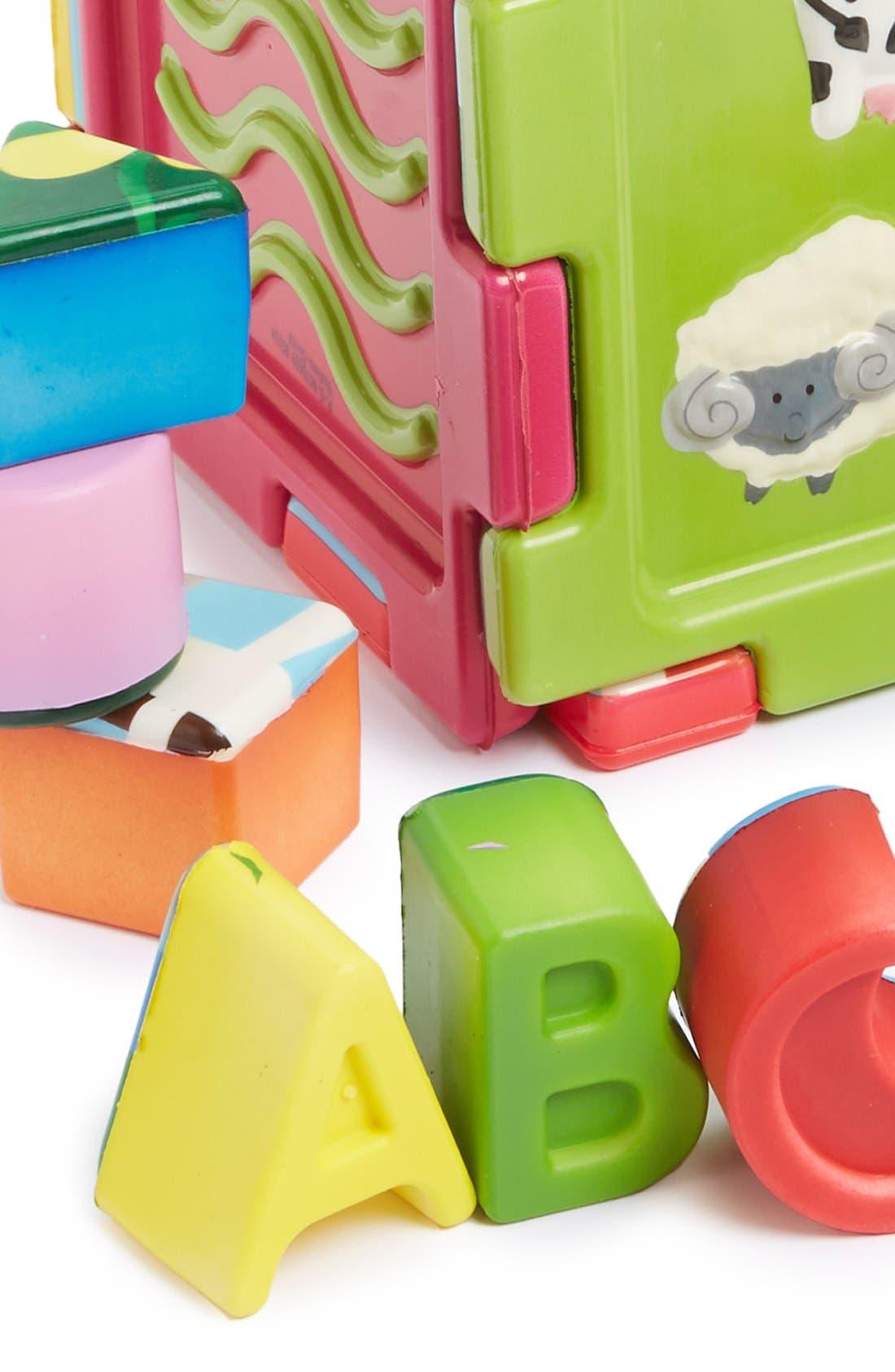 'Sensory Cube' Toy Set,                             Alternate thumbnail 2, color,                             400
