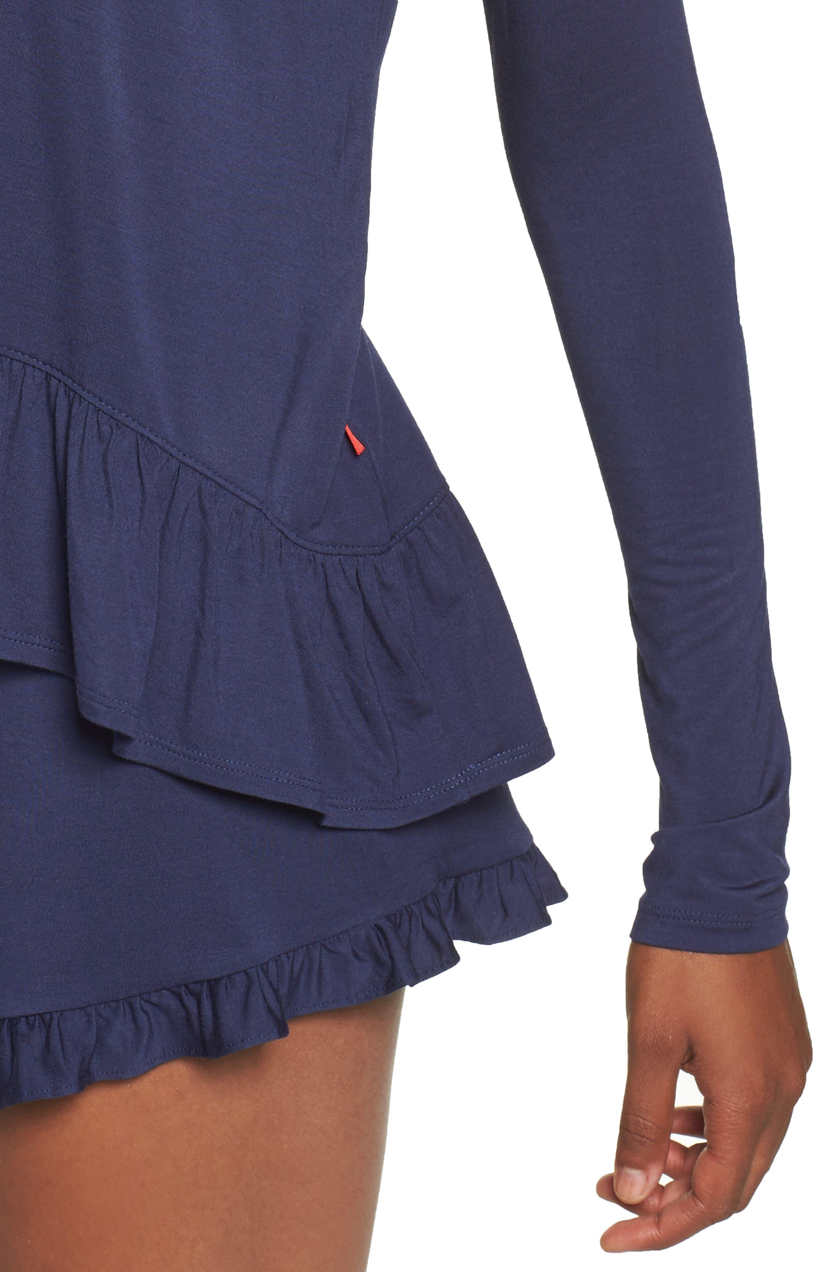 Jersey Pajamas,                             Alternate thumbnail 4, color,                             401
