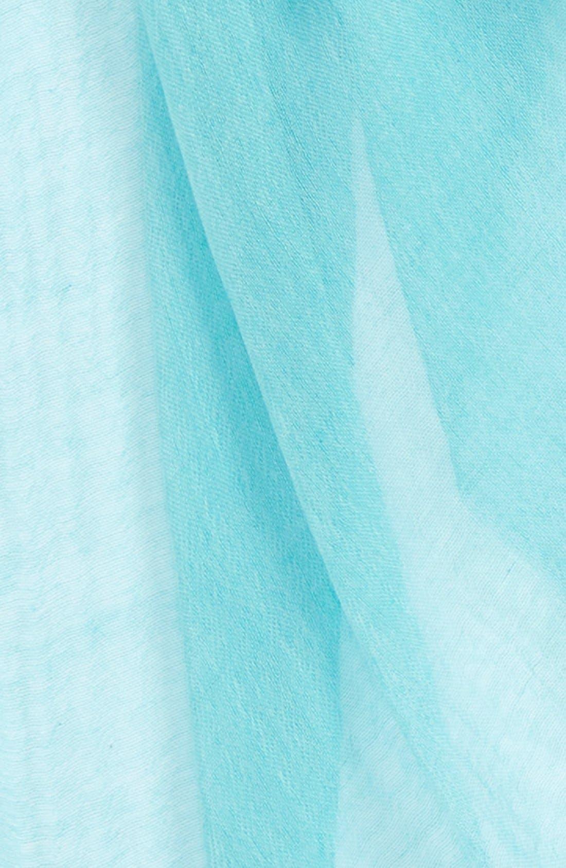 Modal Silk Blend Scarf,                             Alternate thumbnail 53, color,