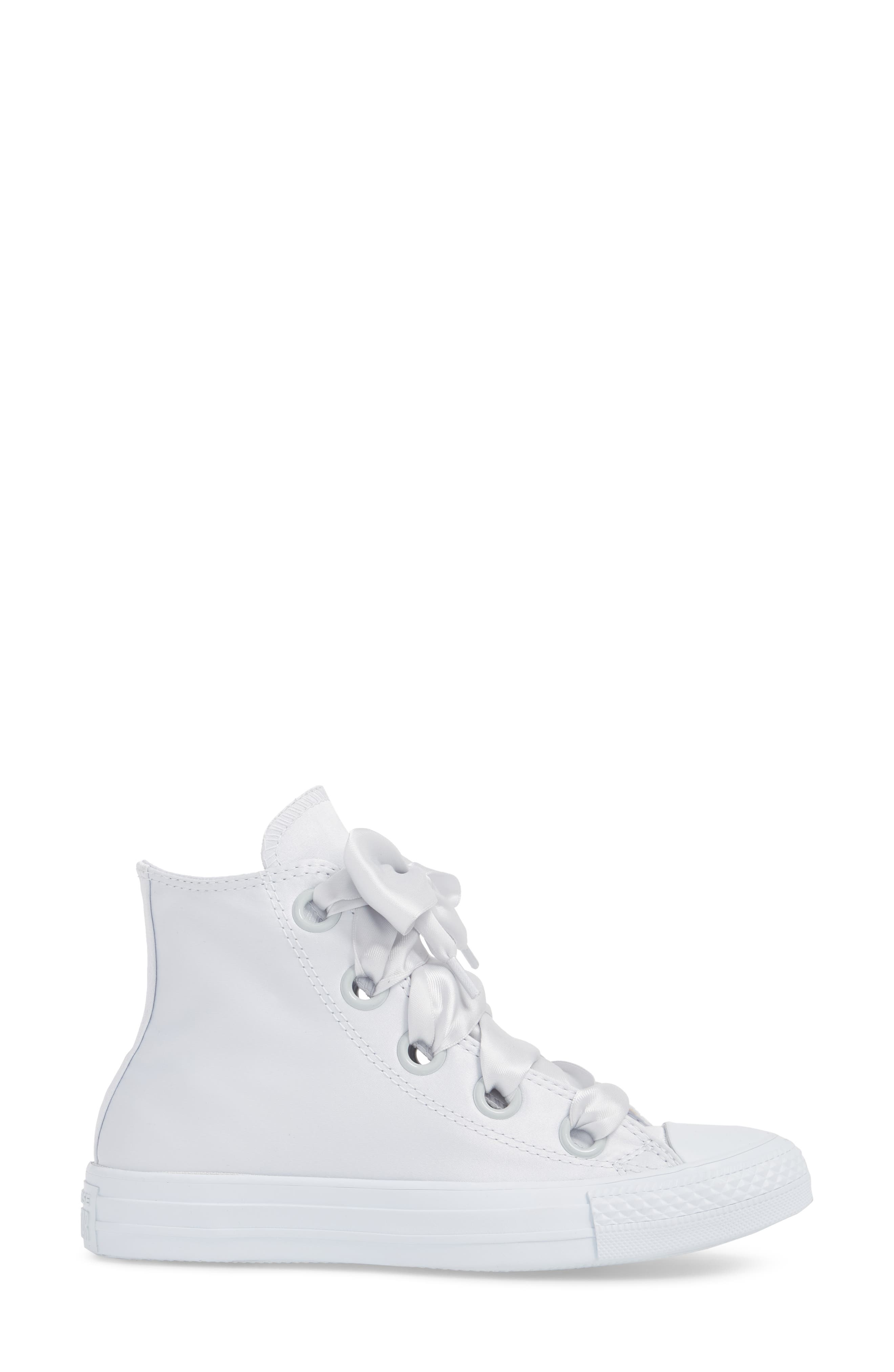 Chuck Taylor<sup>®</sup> All Star<sup>®</sup> Big Eyelet High Top Sneaker,                             Alternate thumbnail 3, color,                             040