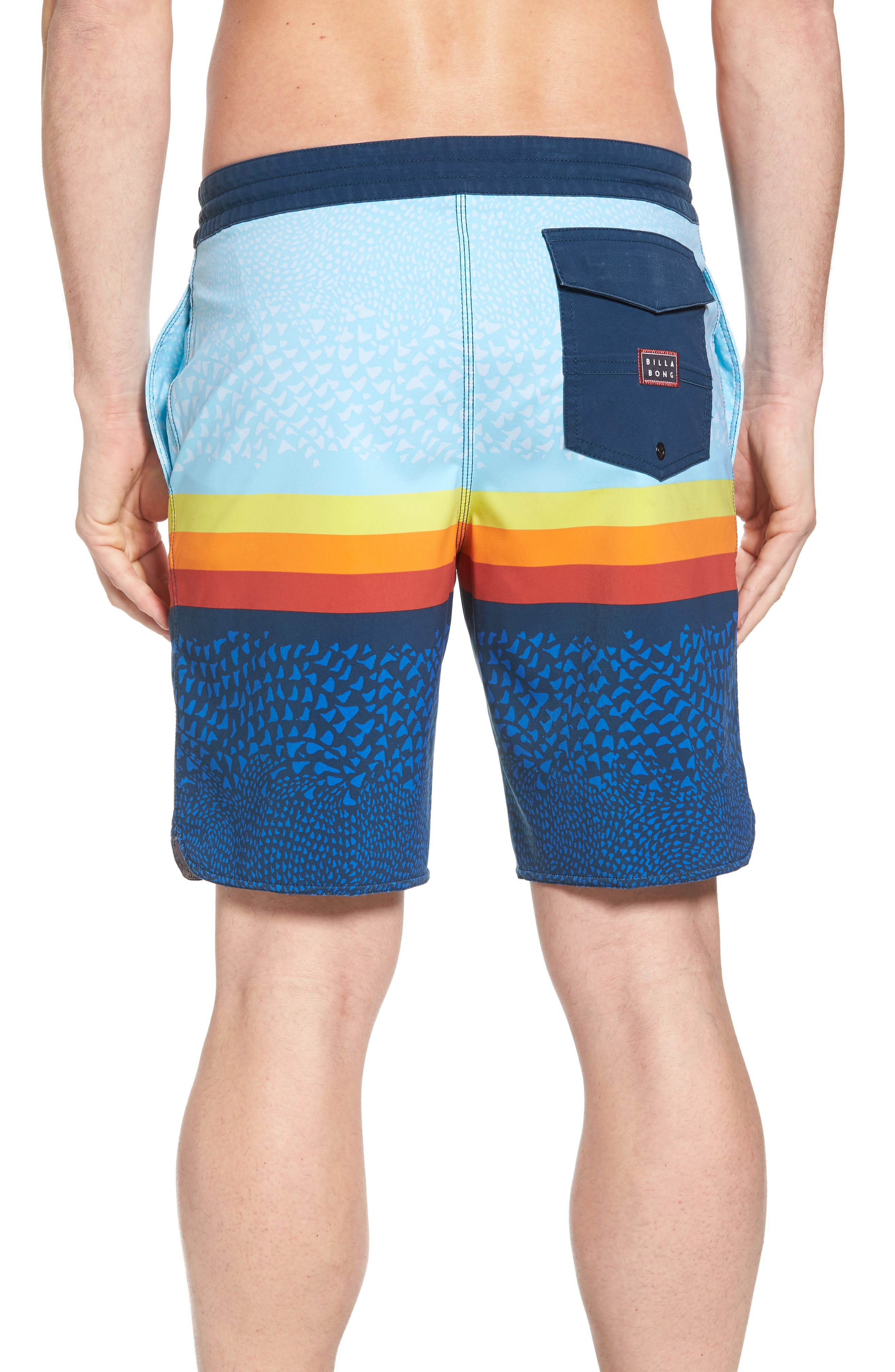 Fifty50 Low Tide Swim Trunks,                             Alternate thumbnail 8, color,