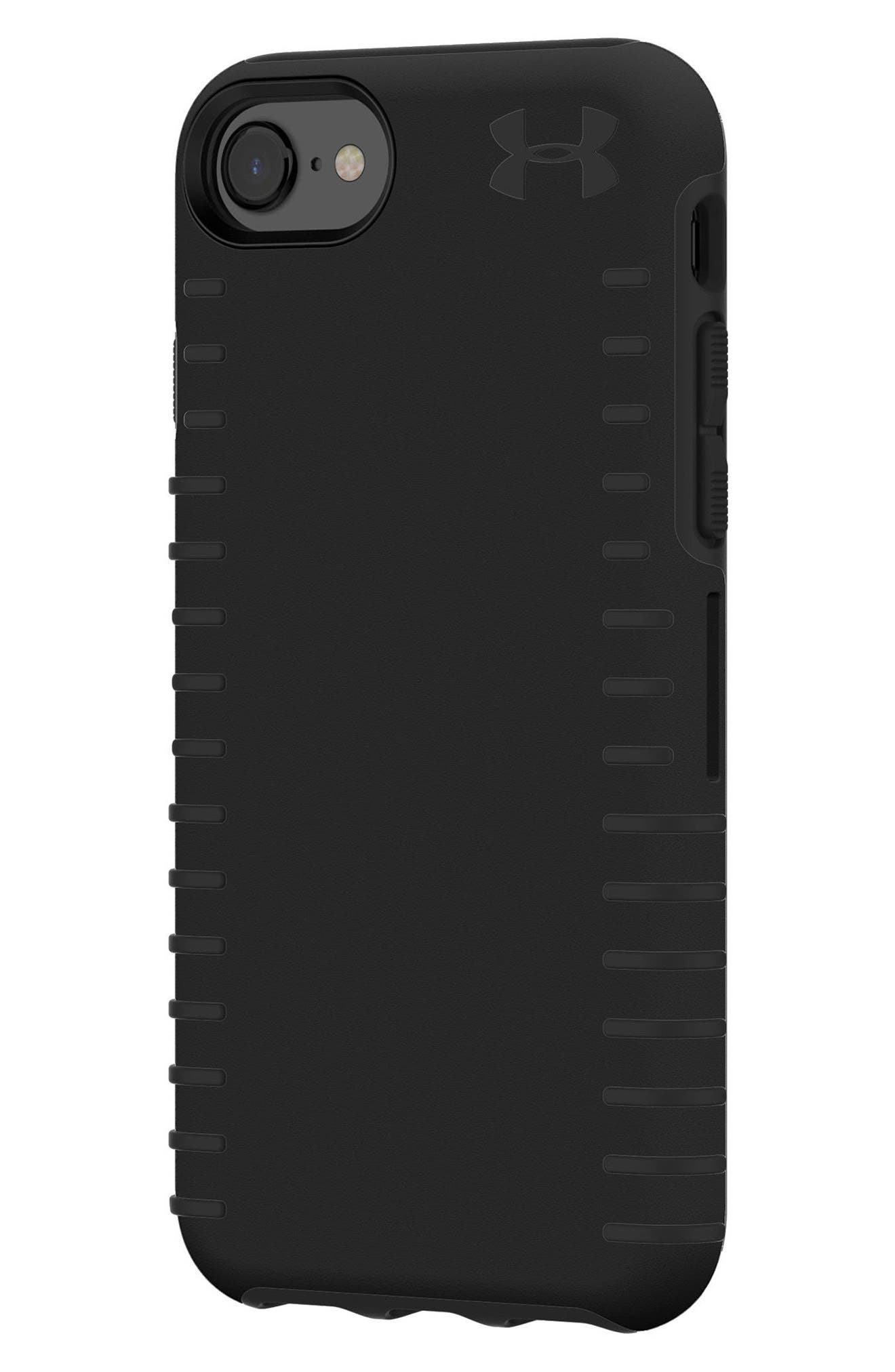 UNDER ARMOUR,                             Protect Grip iPhone 6/6s/7/8 Case,                             Alternate thumbnail 3, color,                             001