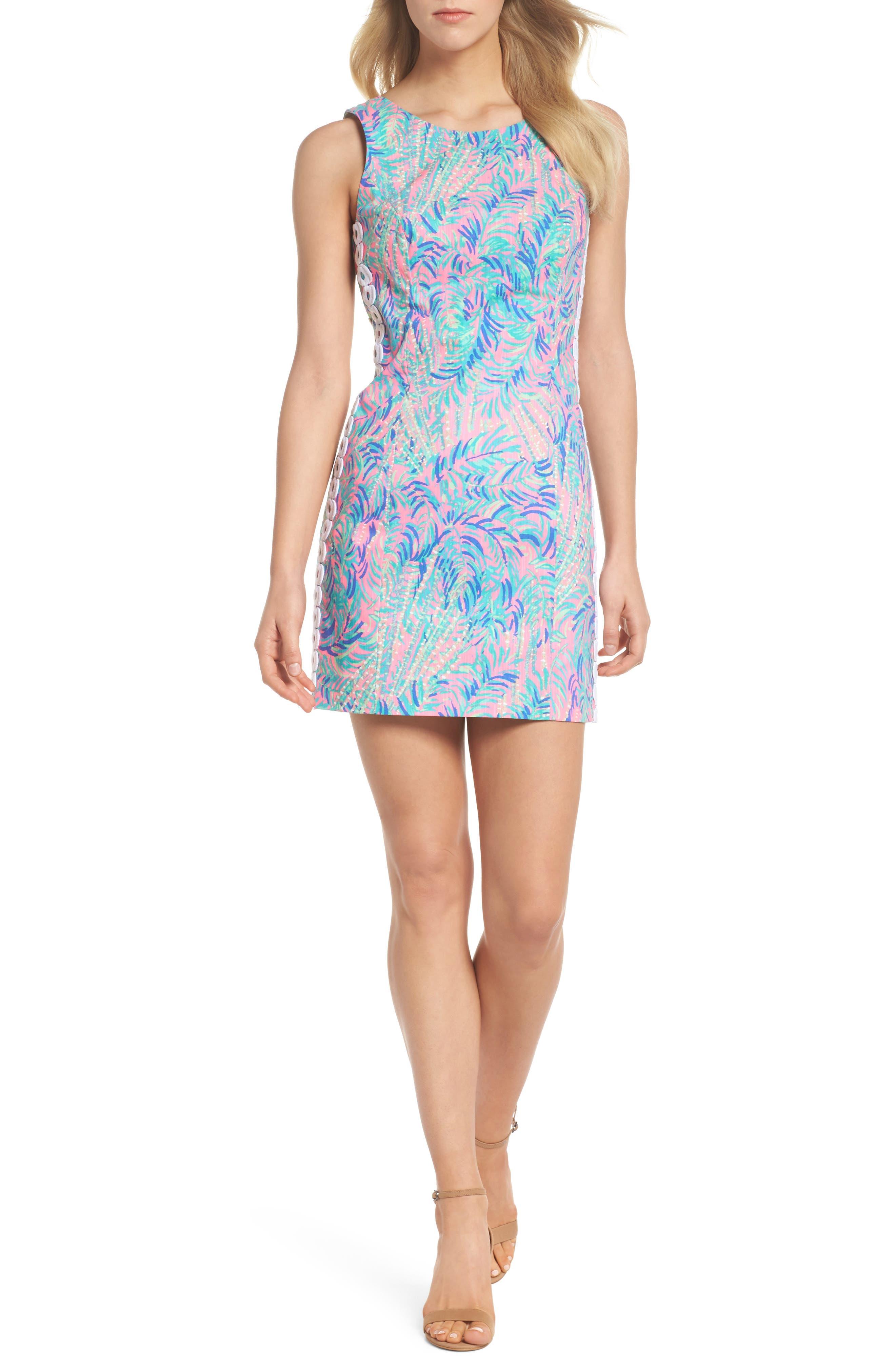 Mila Sheath Dress,                             Alternate thumbnail 5, color,