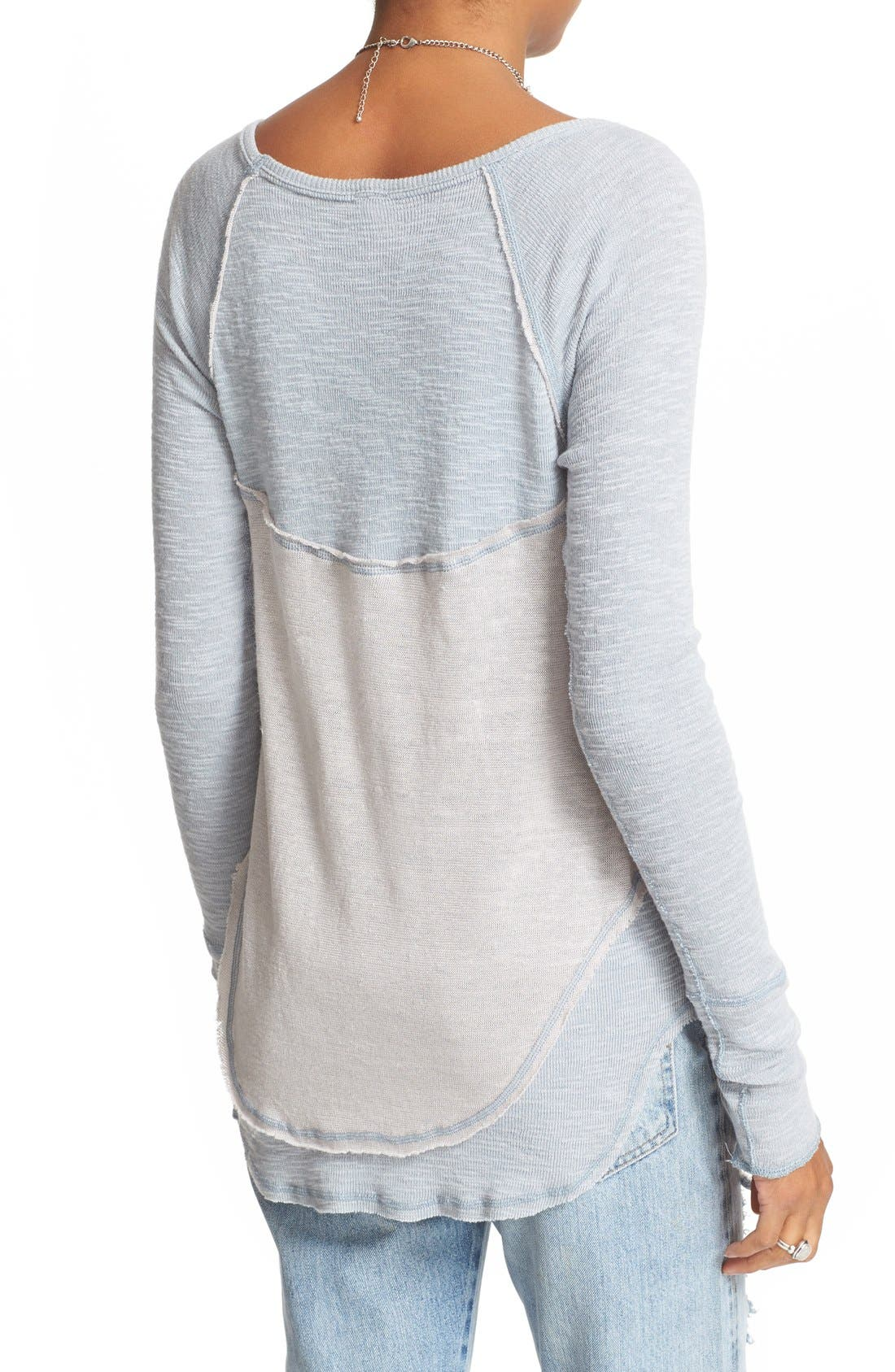 We the Free by Free People Friday Feelin Tee,                             Alternate thumbnail 15, color,