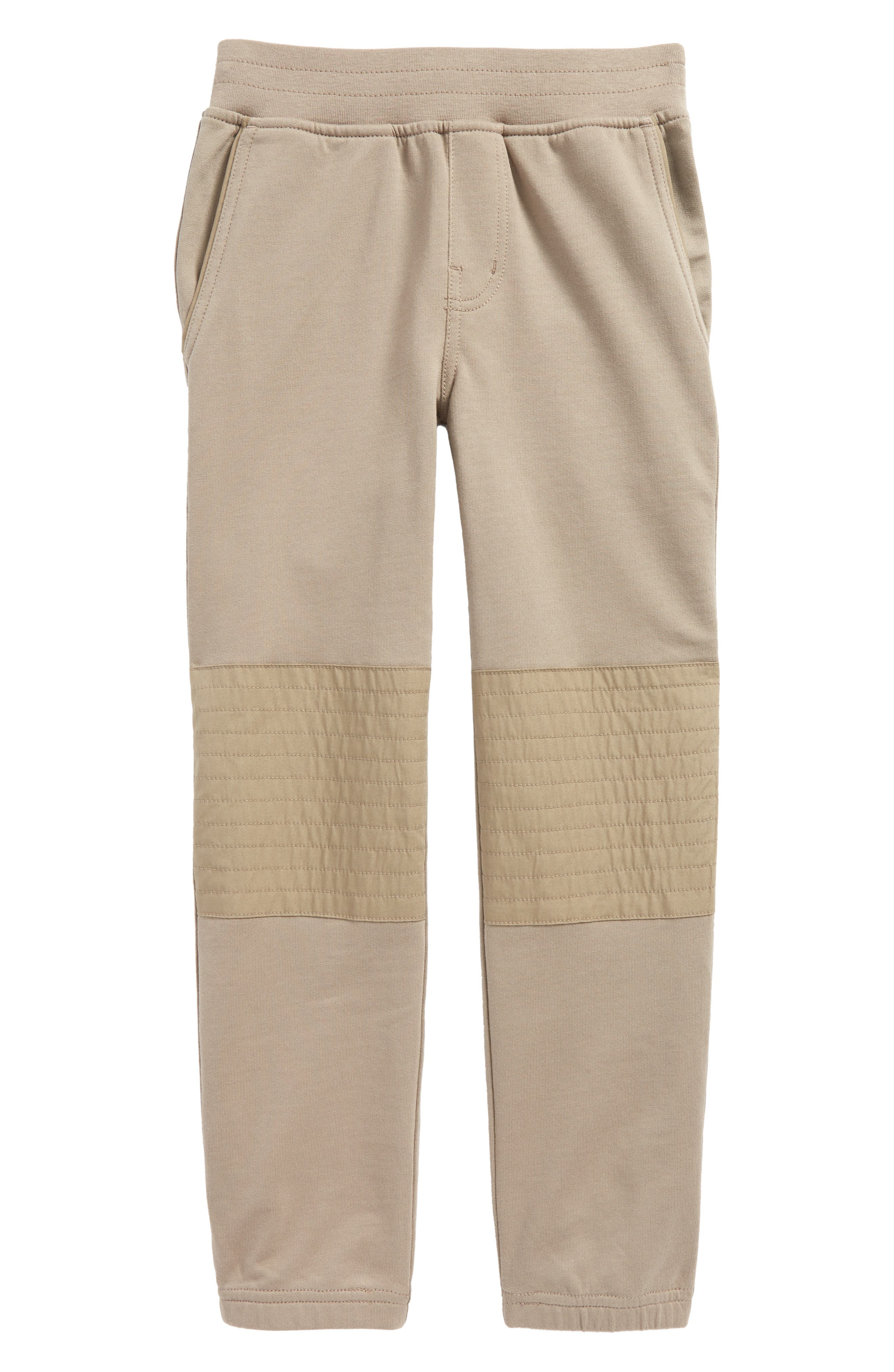 French Terry Moto Pants,                         Main,                         color, 268