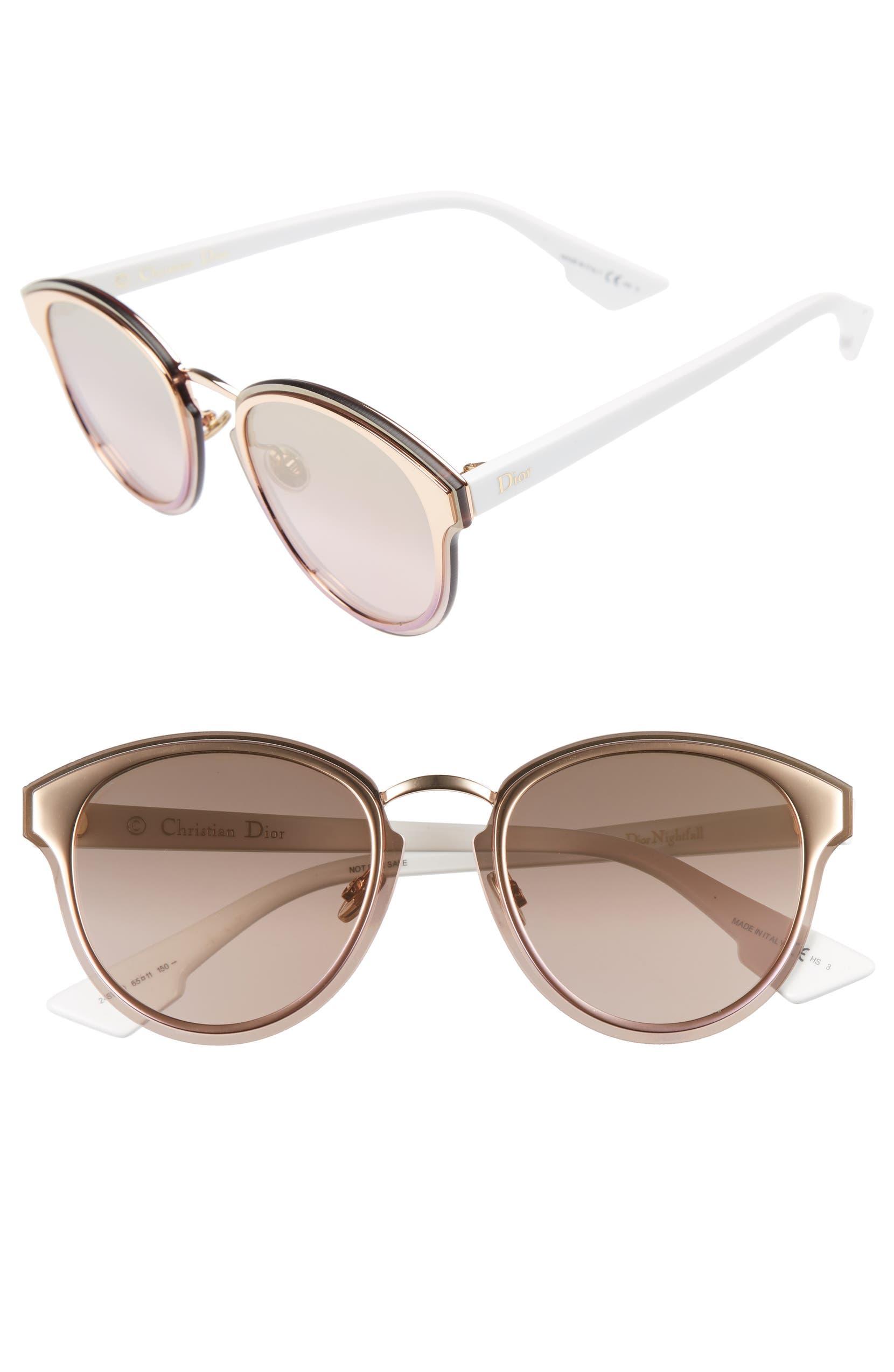 73f883c7d0 Dior Nightfall 65mm Sunglasses