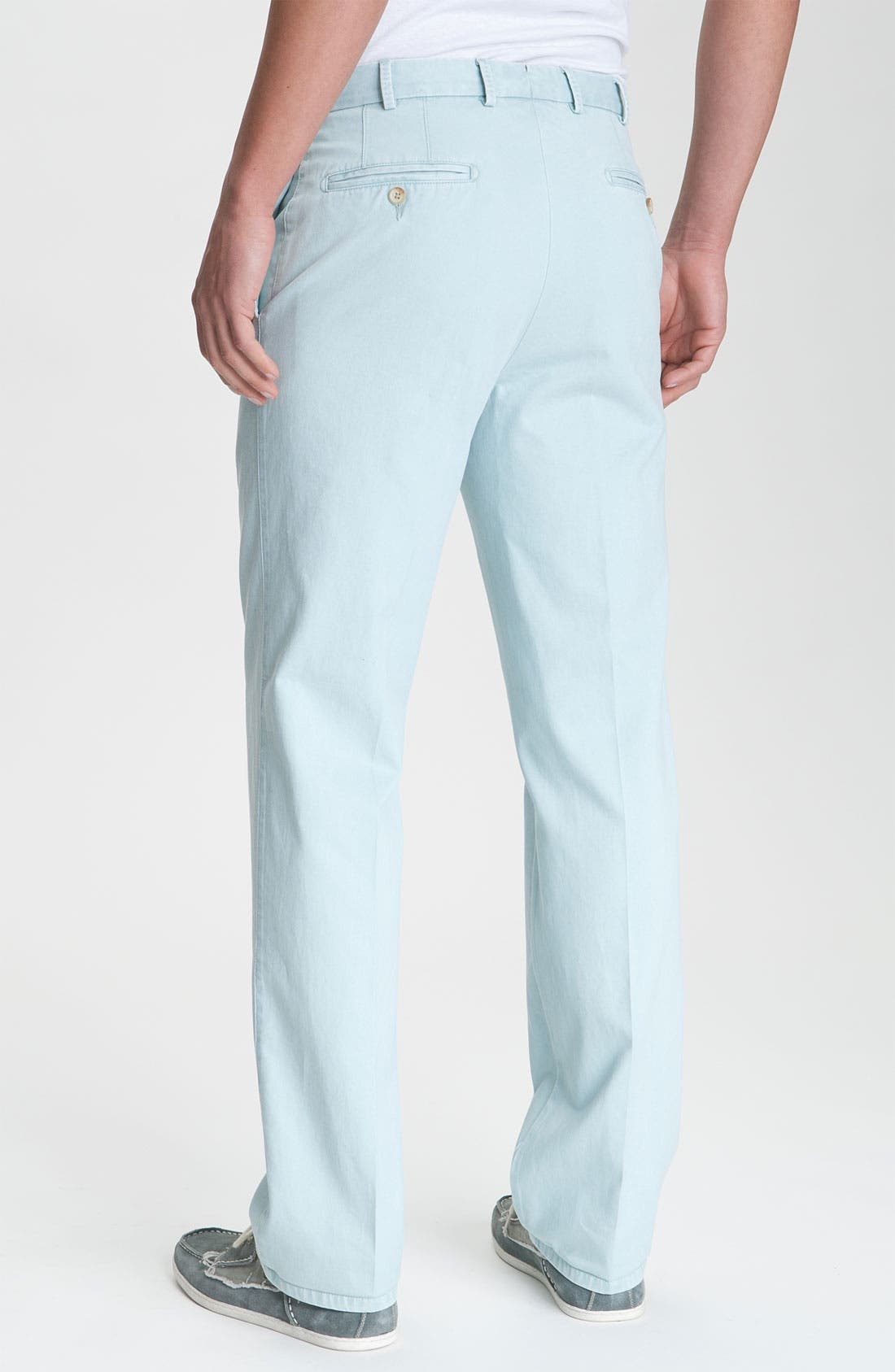 Garment Washed Twill Pants,                             Alternate thumbnail 50, color,