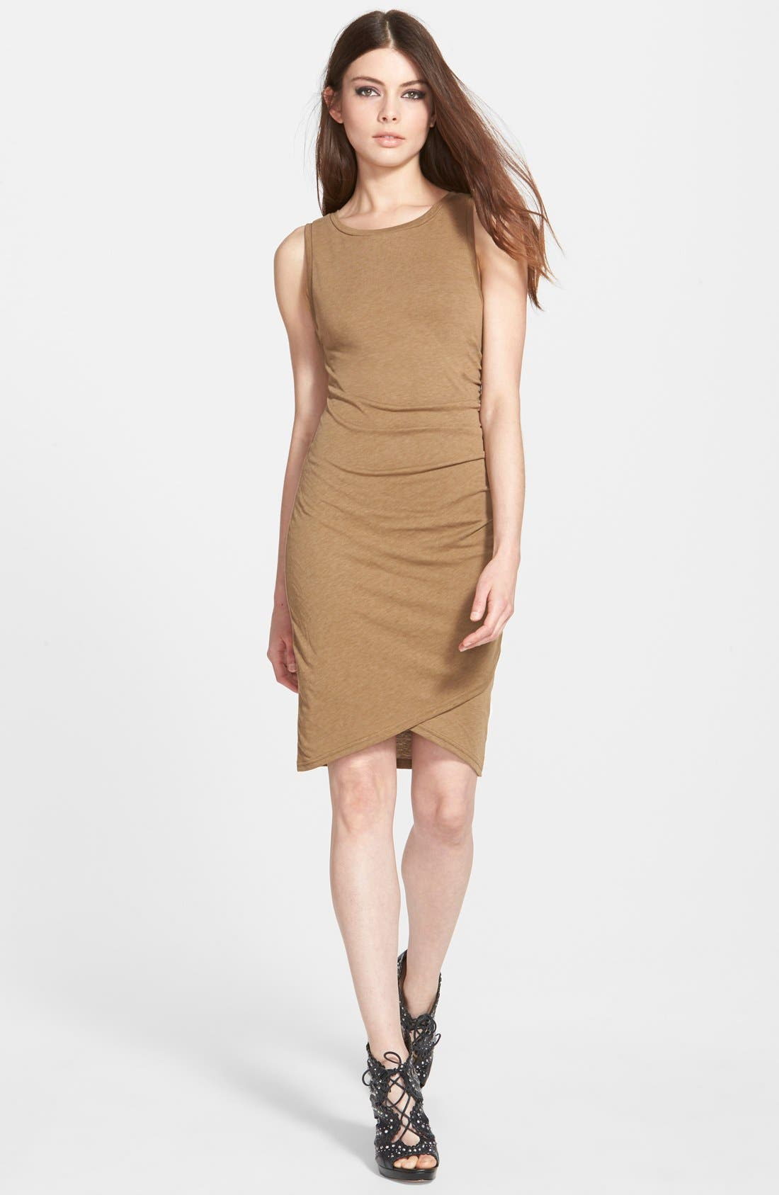 Ruched Body-Con Tank Dress,                             Main thumbnail 26, color,