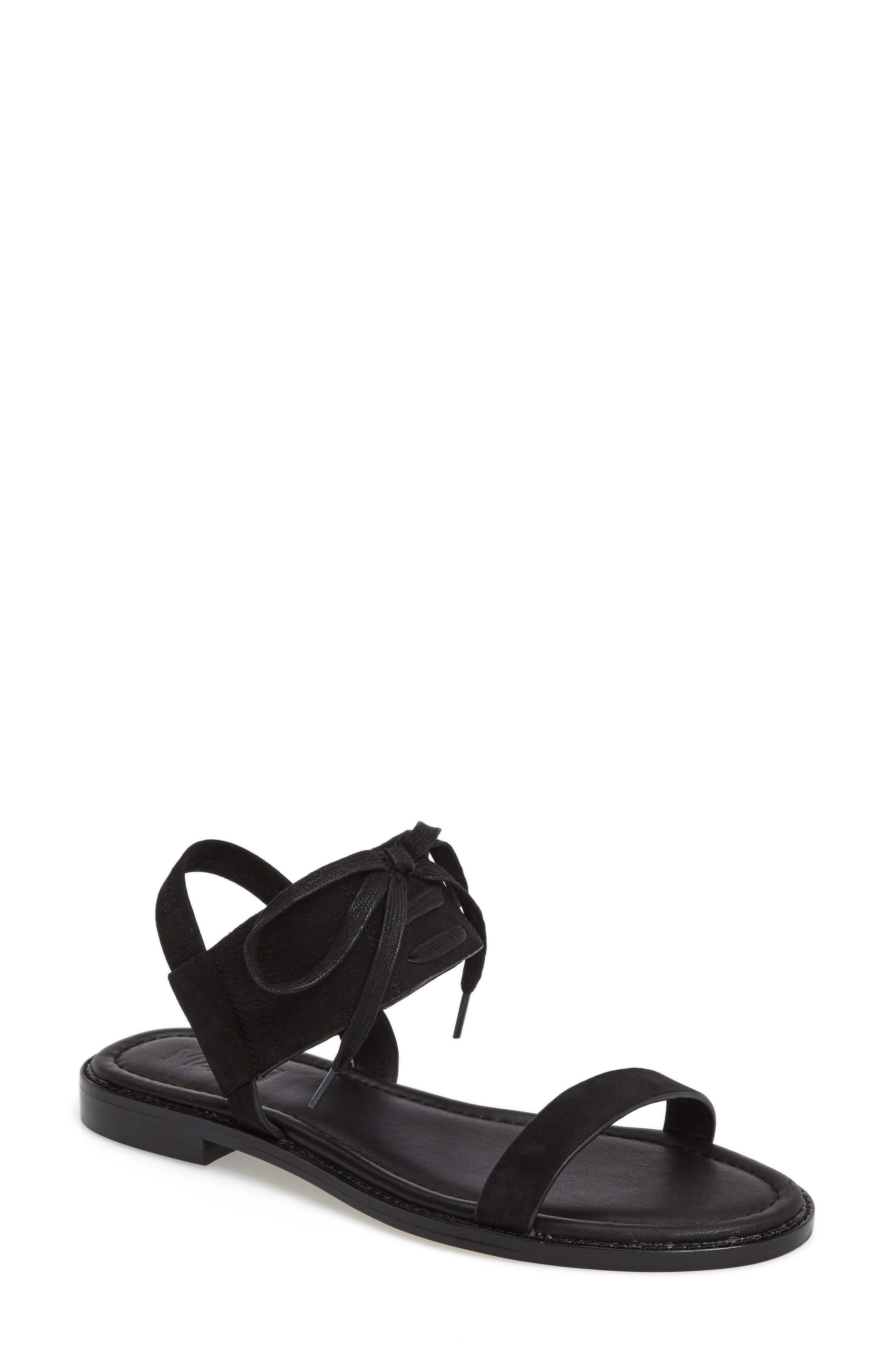 M4D3 Hailey Slingback Sandal,                             Main thumbnail 1, color,                             001