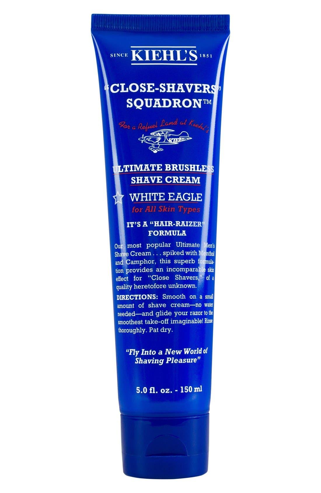 Ultimate Brushless Shave Cream: White Eagle,                             Alternate thumbnail 3, color,                             000