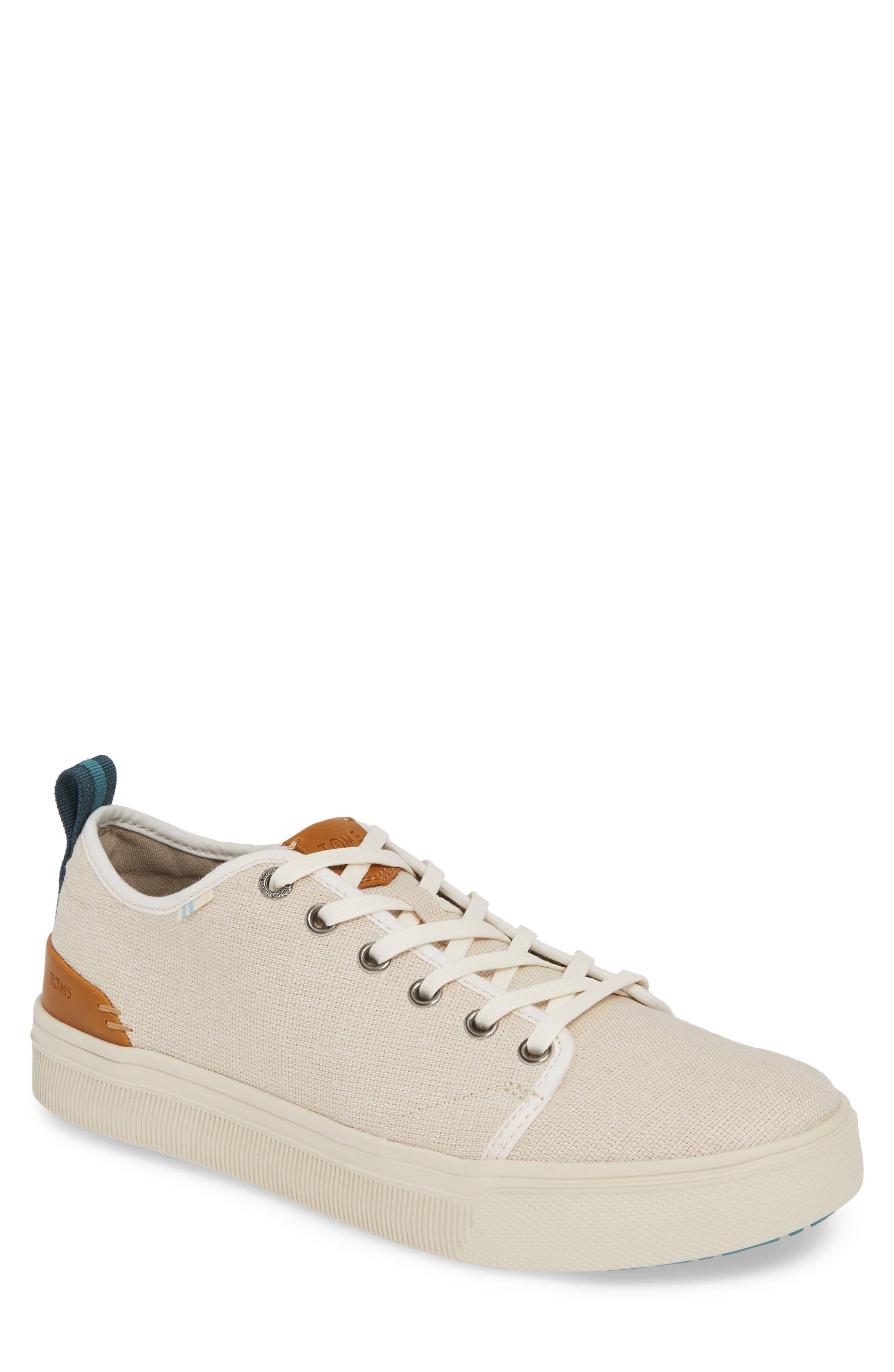 Toms Trvl Lite Low Top Sneaker- White