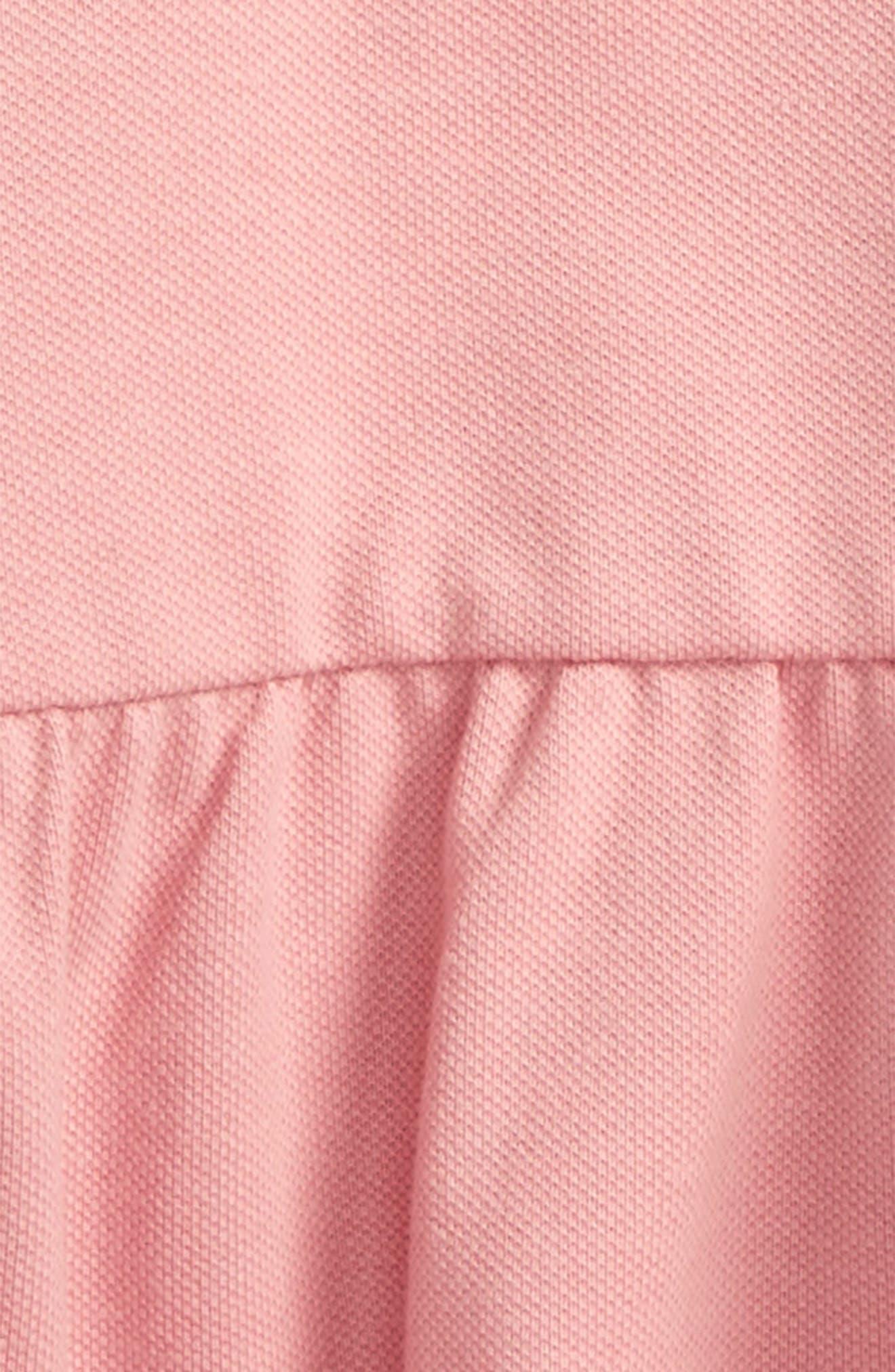 'Mini Cali' Polo Dress,                             Main thumbnail 5, color,