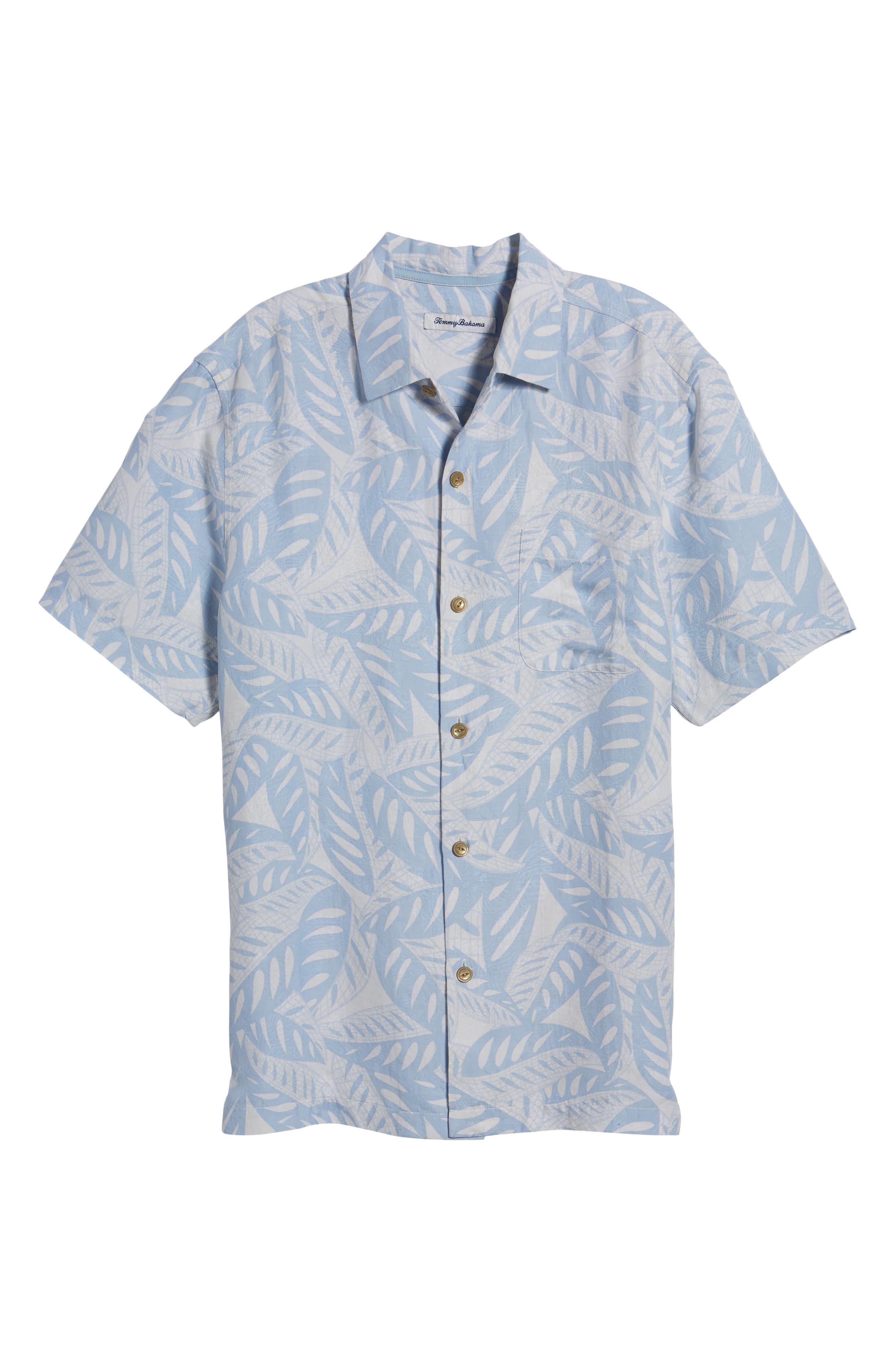 Casa Fronda Camp Shirt,                             Alternate thumbnail 6, color,                             400