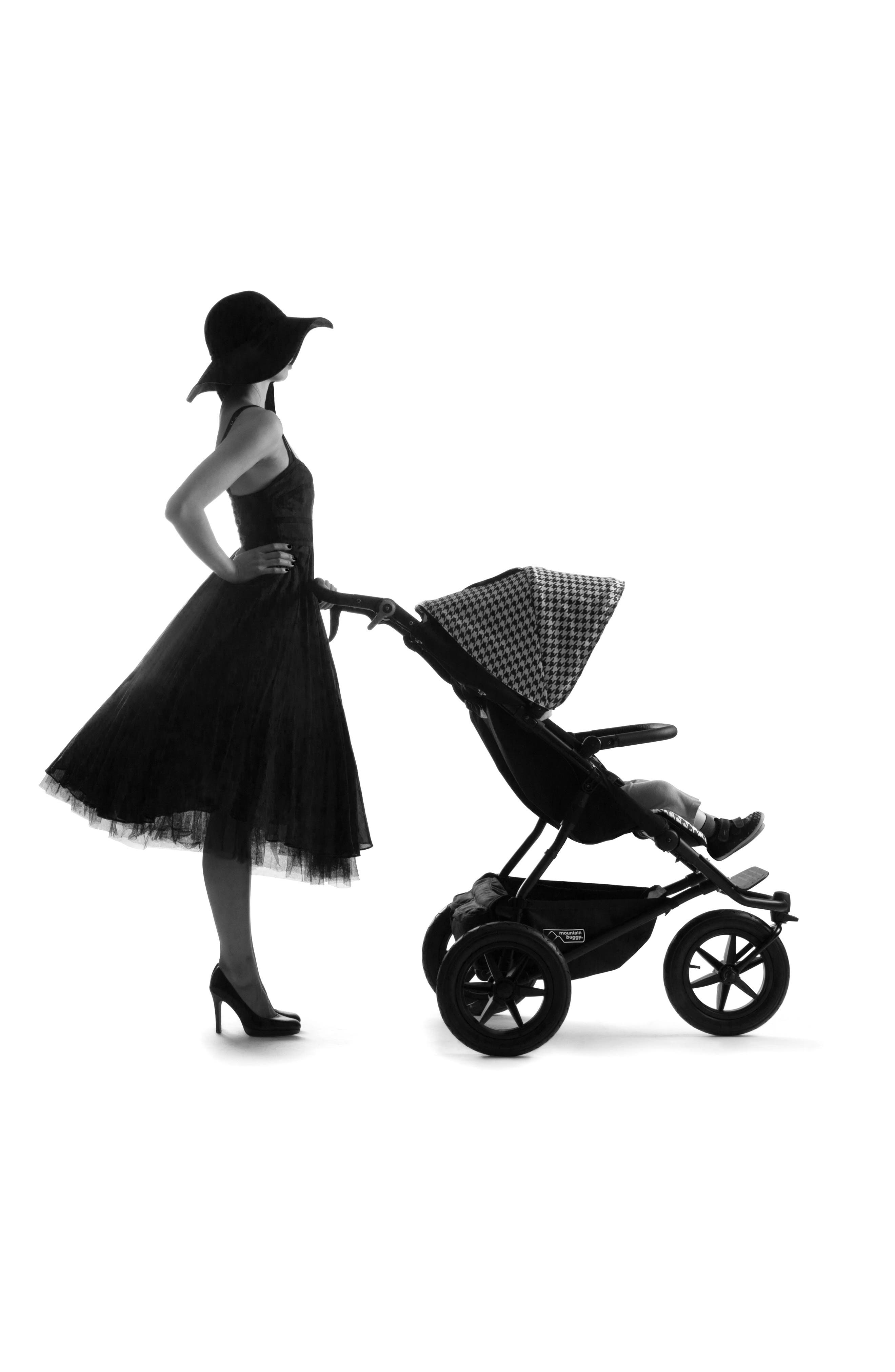 Urban Jungle - The Luxury Collection Stroller,                             Alternate thumbnail 2, color,                             001