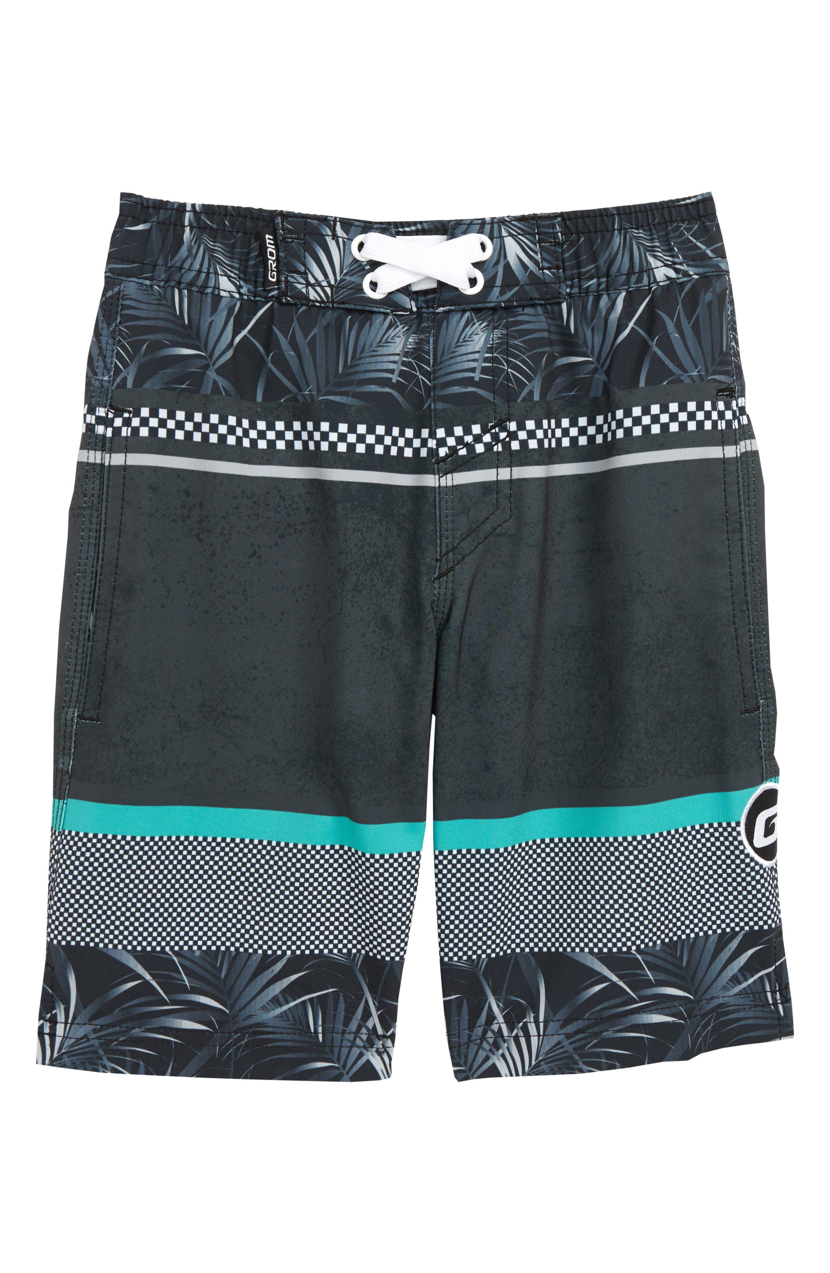 Beachbreak Board Shorts,                             Main thumbnail 1, color,                             001