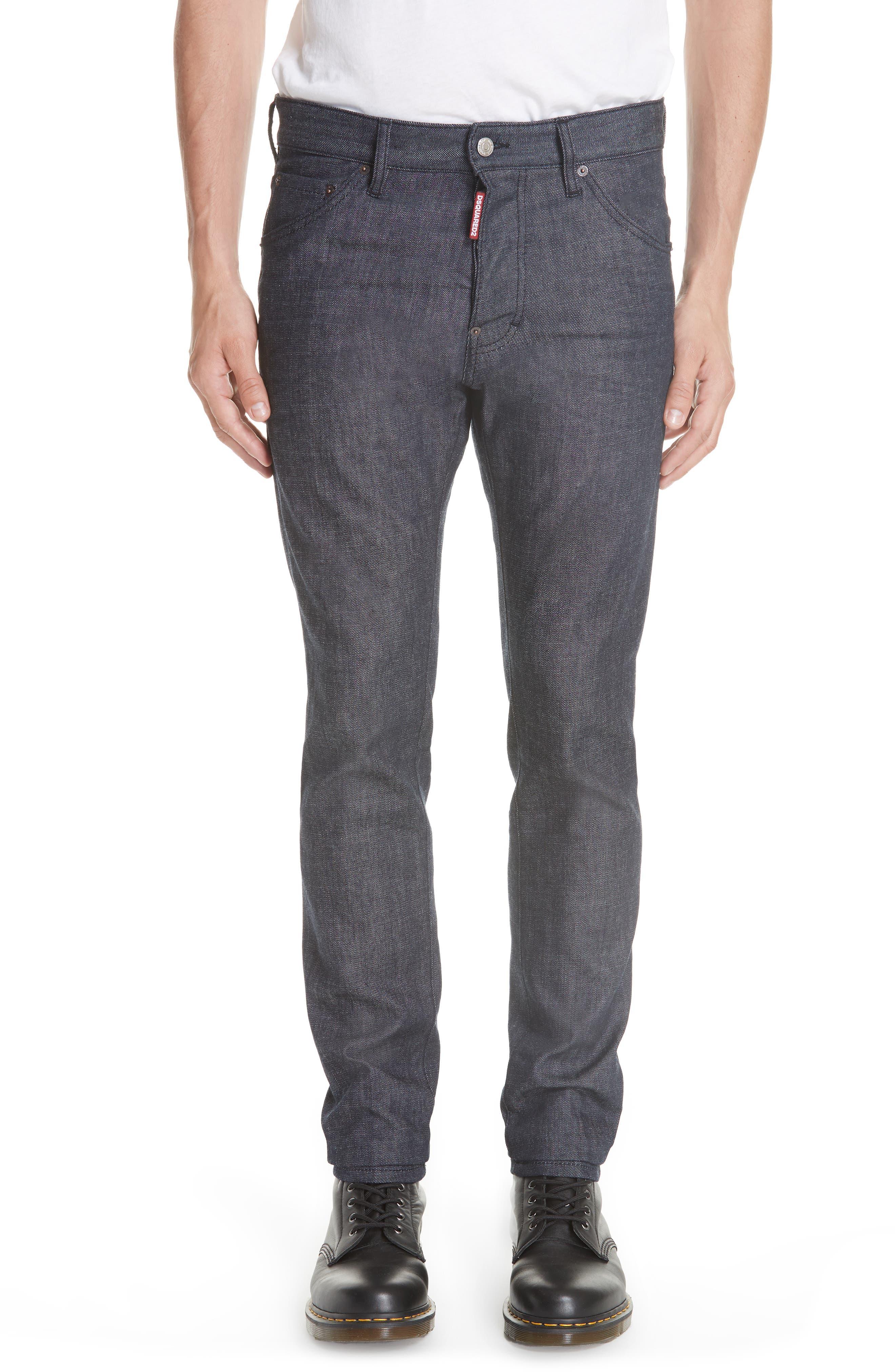 Cool Guy Jeans,                             Main thumbnail 1, color,                             DARK WASH
