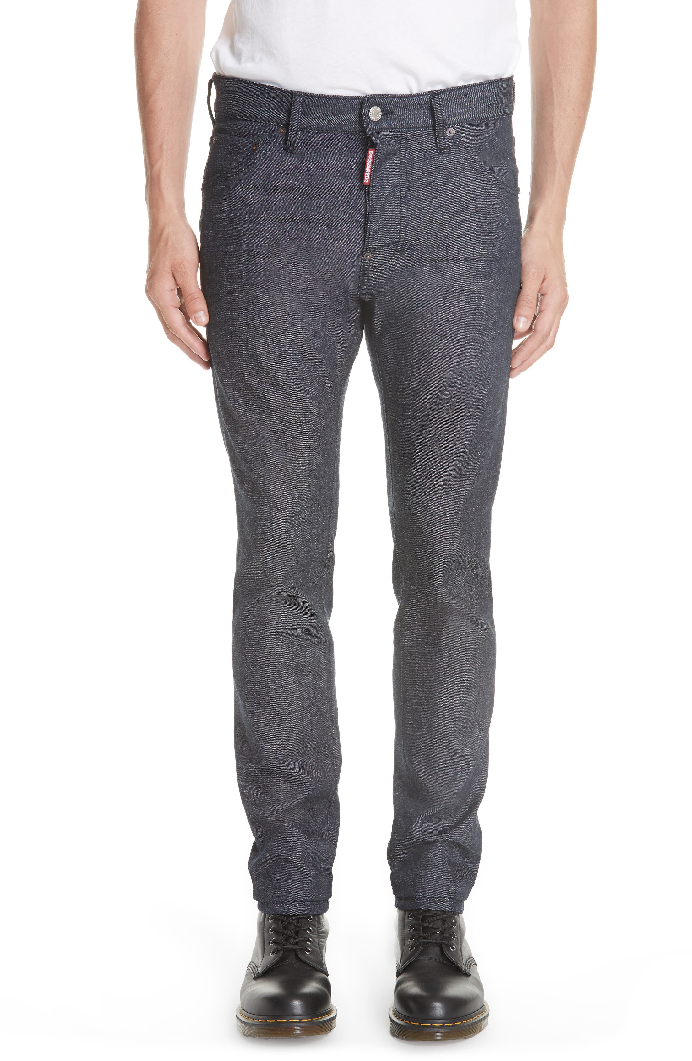 Cool Guy Jeans,                         Main,                         color, DARK WASH