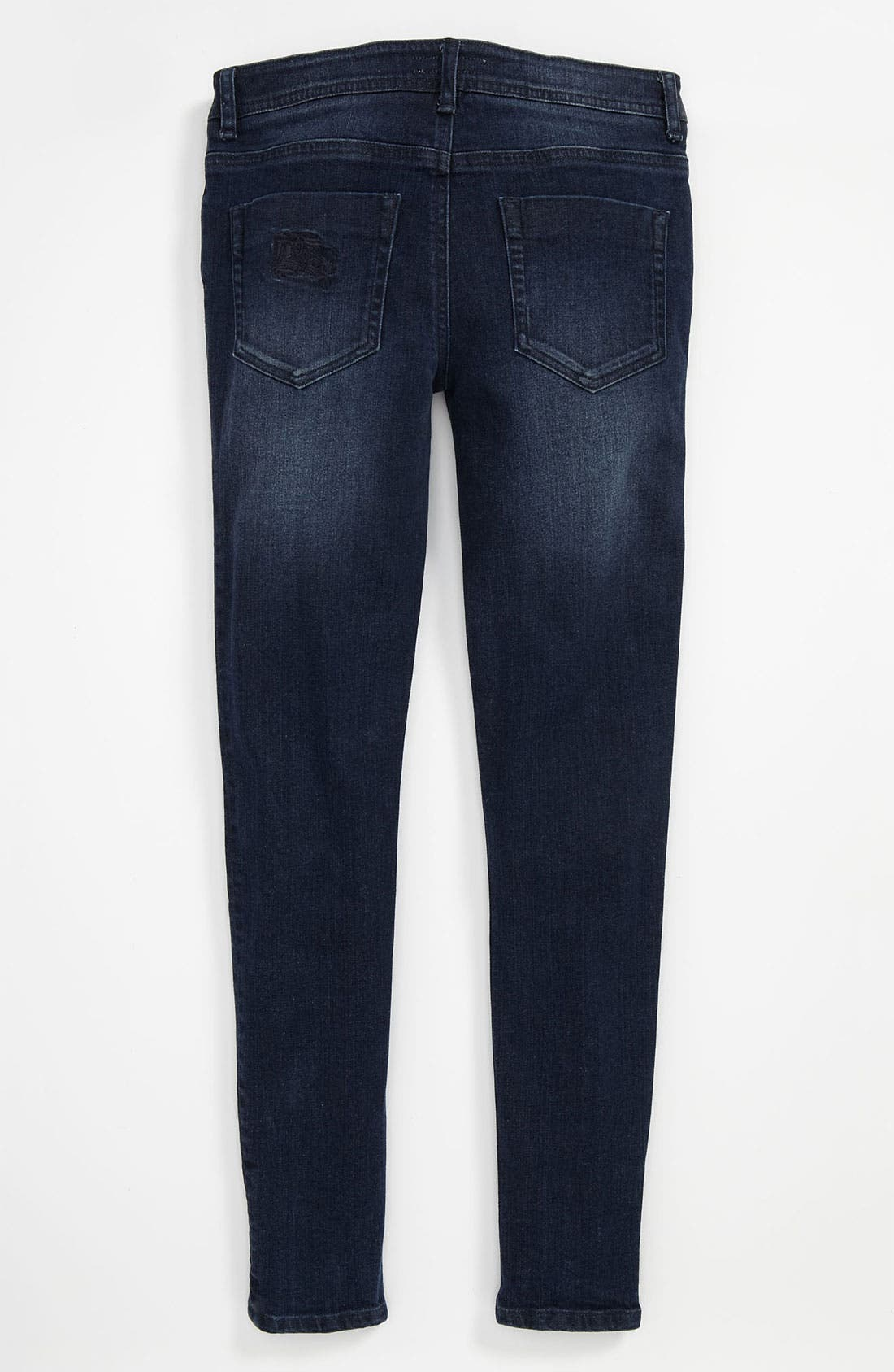 'Mini Langley' Skinny Jeans, Main, color, 409