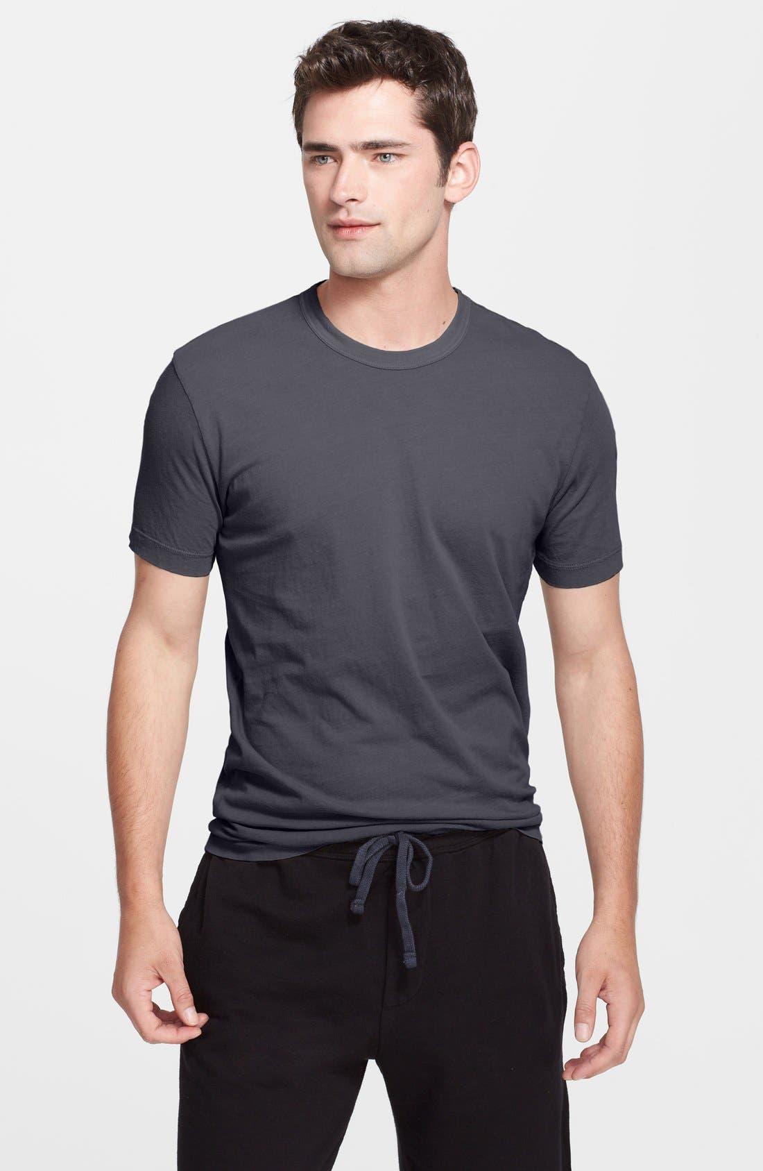 Crewneck Jersey T-Shirt,                             Main thumbnail 91, color,