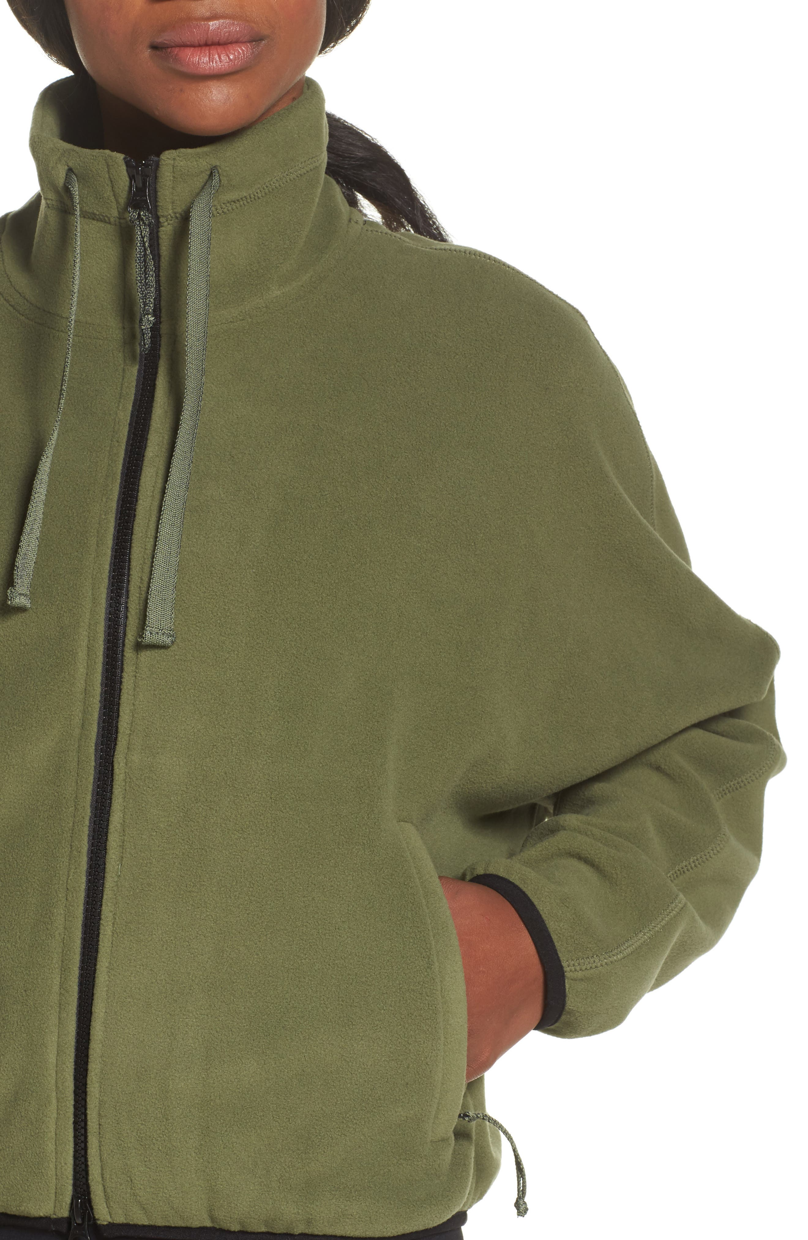 FP Movement Higher Ground Fleece Jacket,                             Alternate thumbnail 9, color,