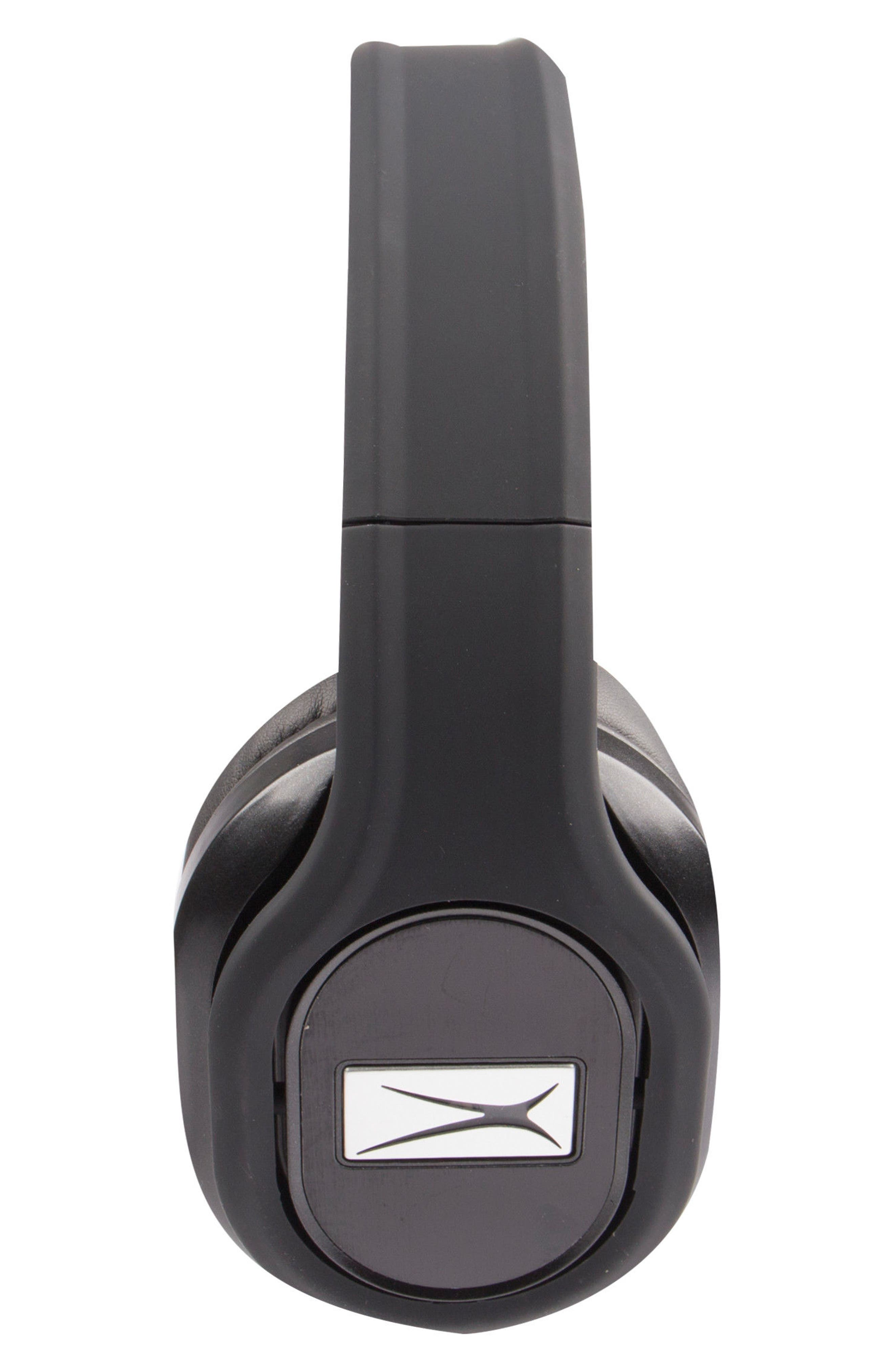 Evolution 2 Wireless Headphones,                             Alternate thumbnail 2, color,                             BLACK