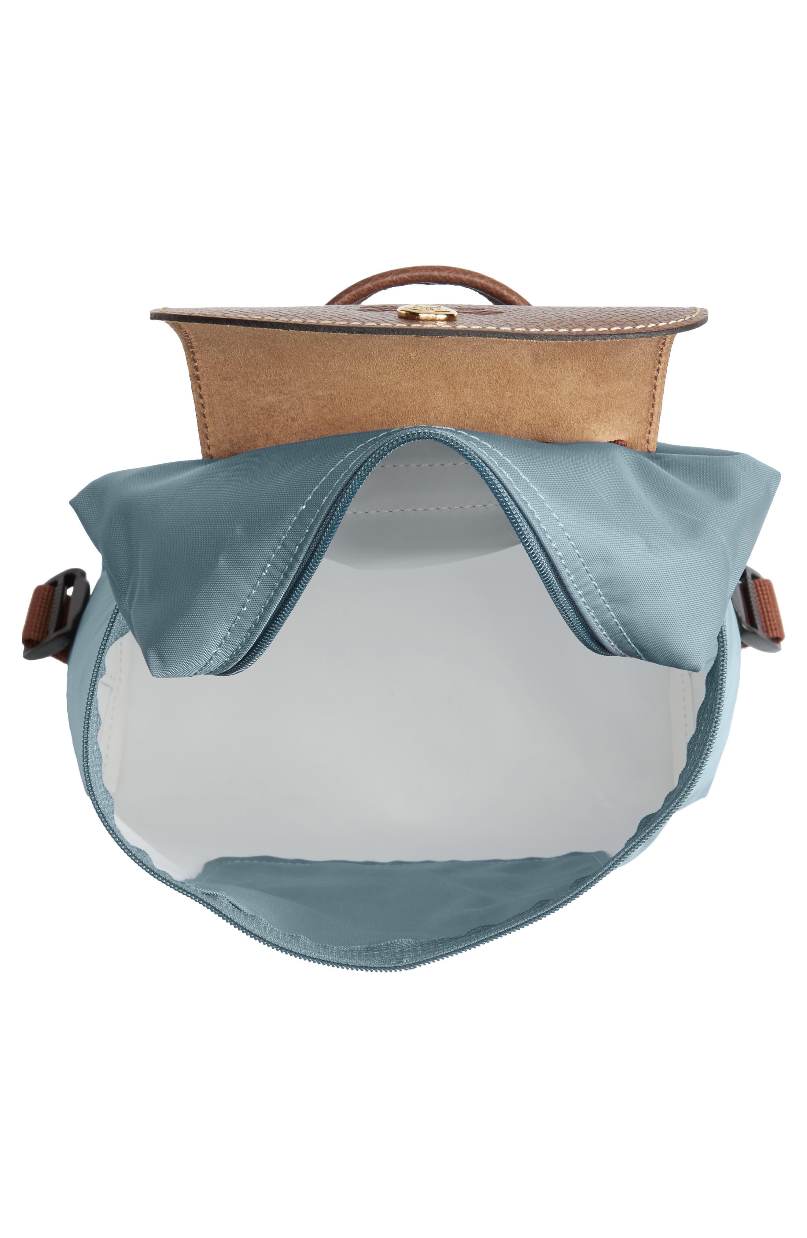 'Le Pliage' Backpack,                             Alternate thumbnail 4, color,                             ARTICO