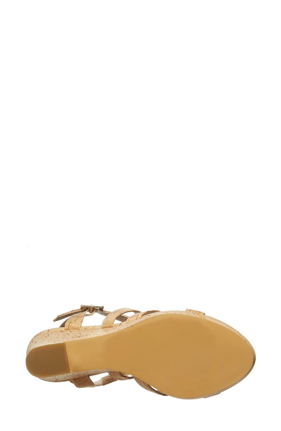 'Summers' Wedge Sandal,                             Alternate thumbnail 31, color,