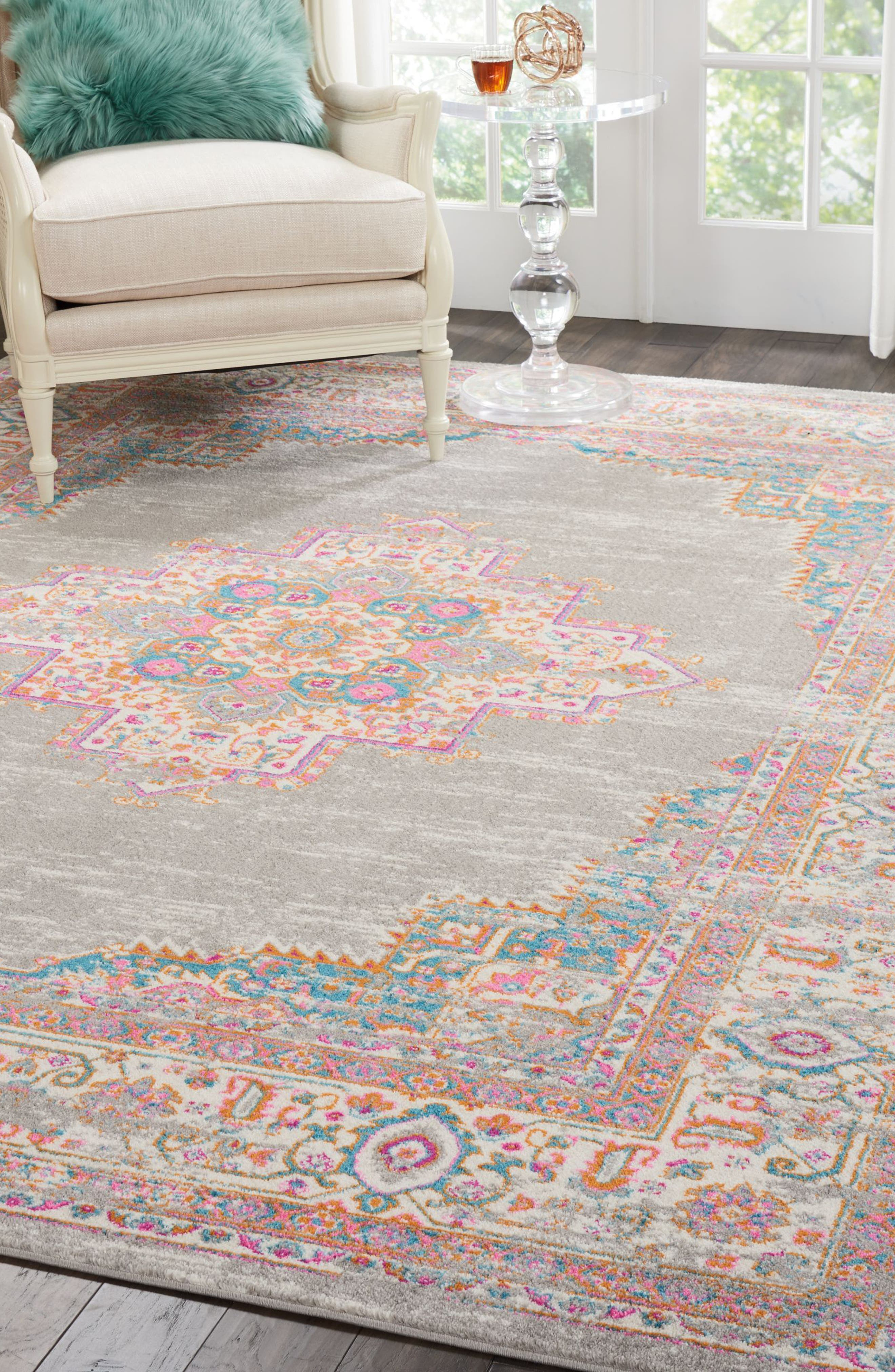 Passion Rug,                             Alternate thumbnail 5, color,