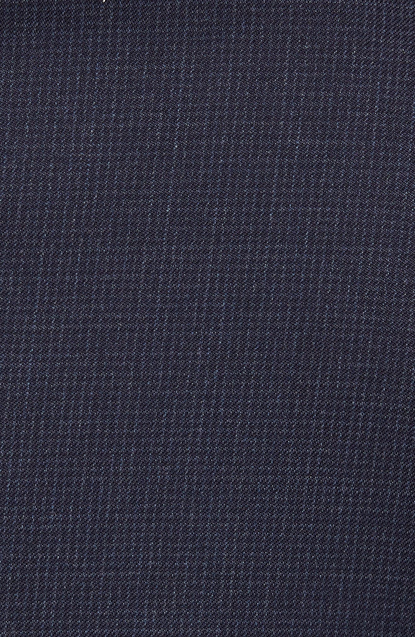 Classic Fit Check Wool Suit,                             Alternate thumbnail 7, color,                             410