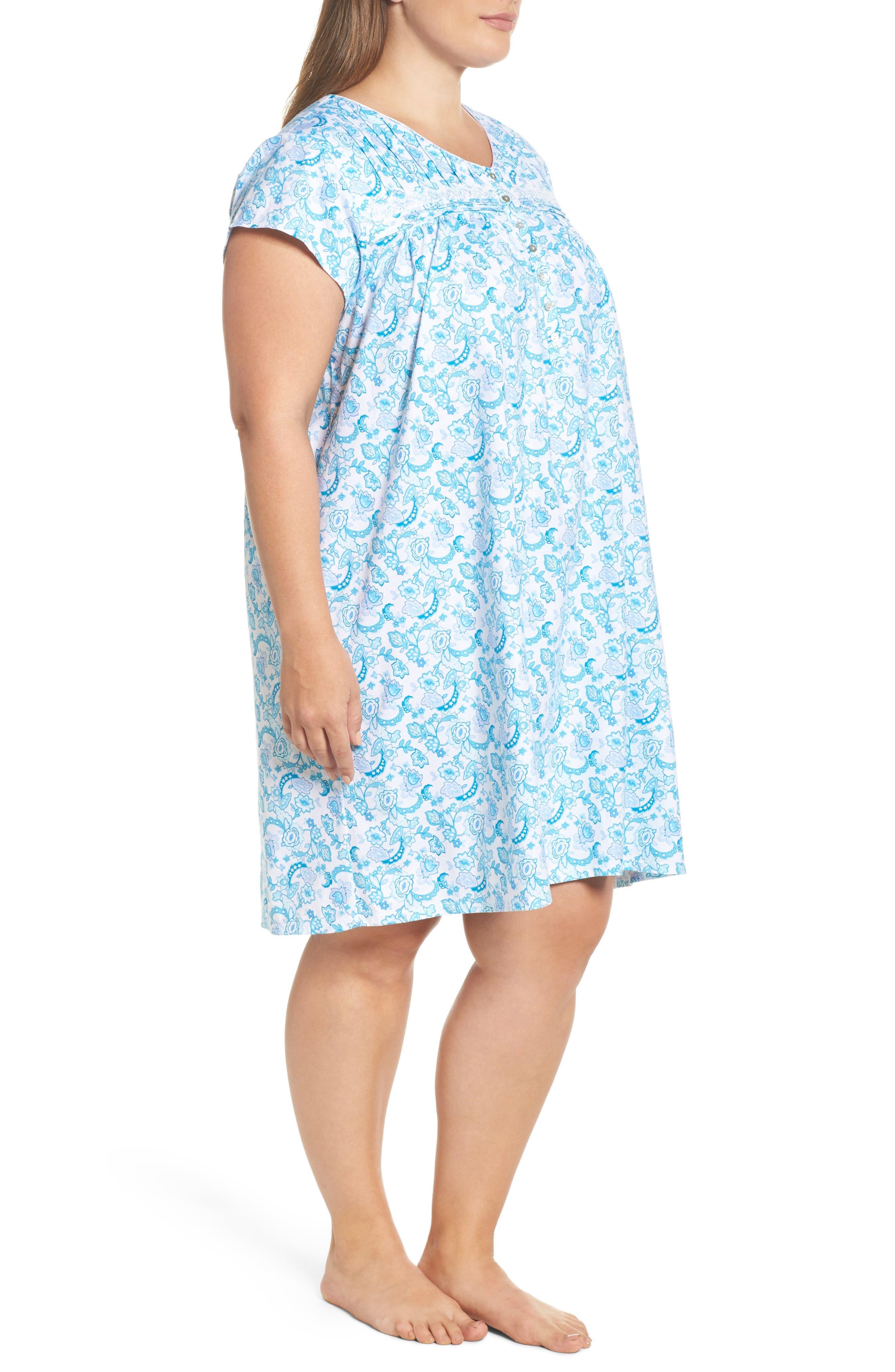 Short Nightgown,                             Alternate thumbnail 9, color,