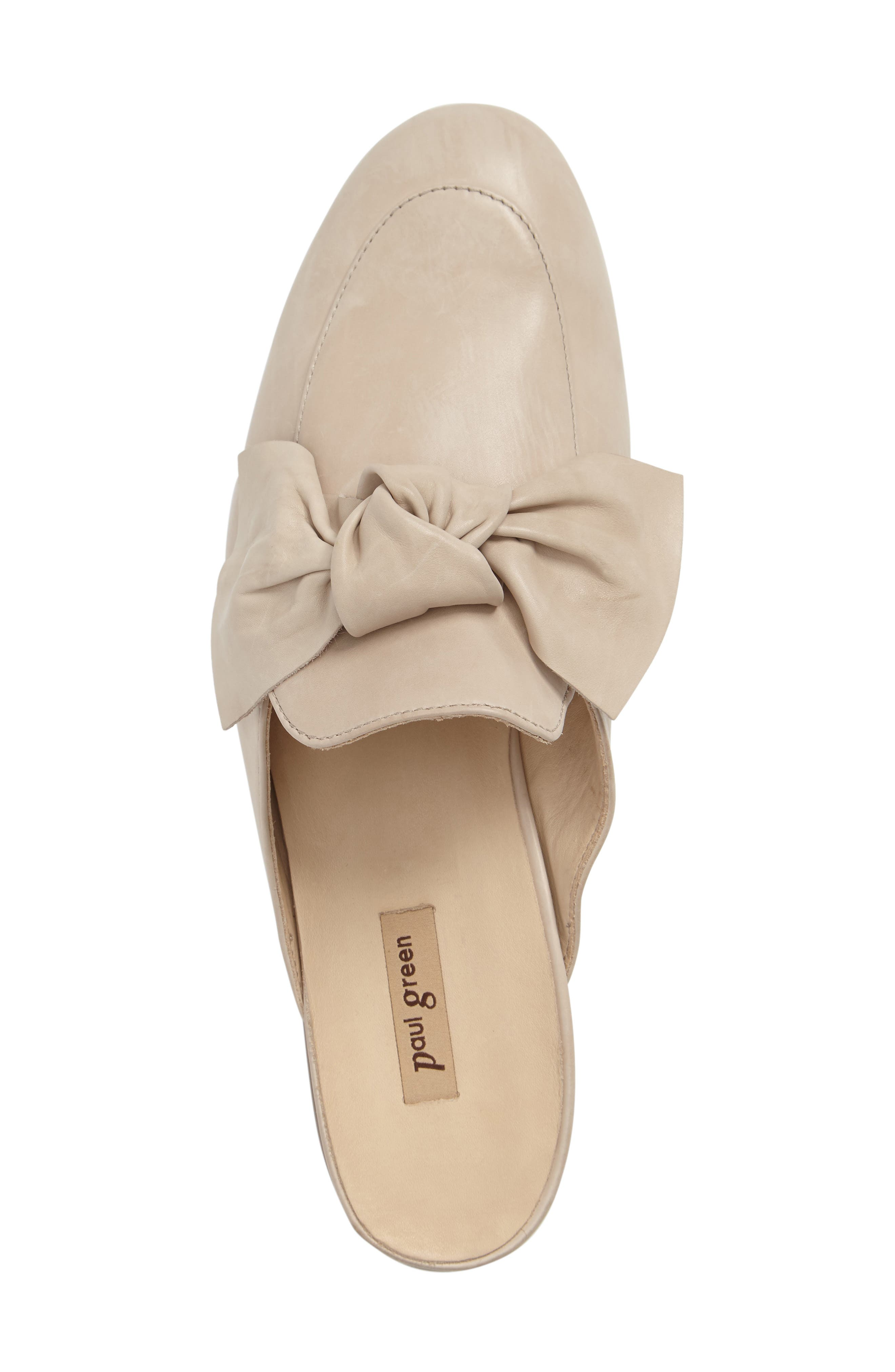 Mary Bow Mule Loafer,                             Alternate thumbnail 10, color,