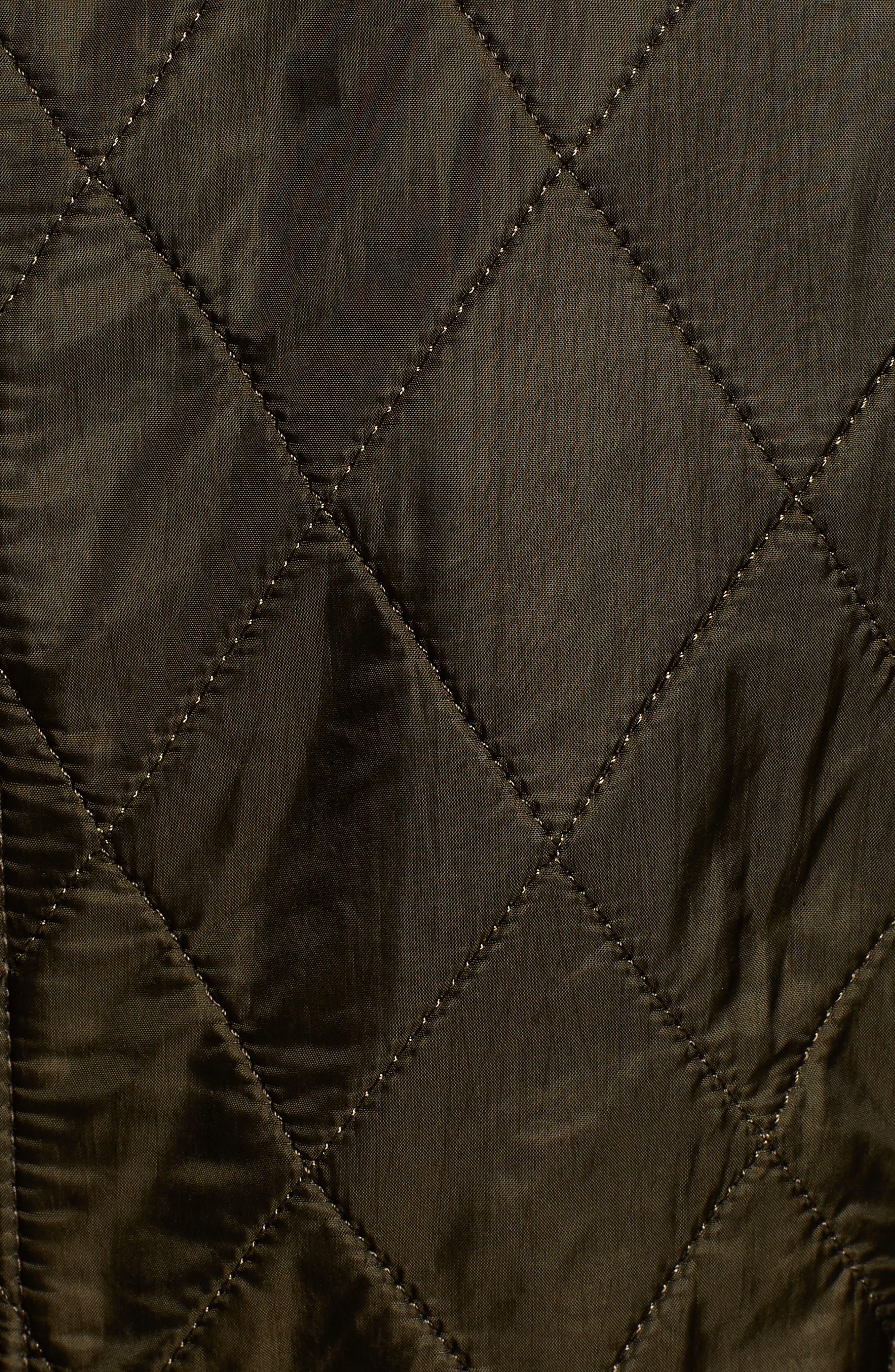 'Cavalry' Quilted Jacket,                             Alternate thumbnail 60, color,