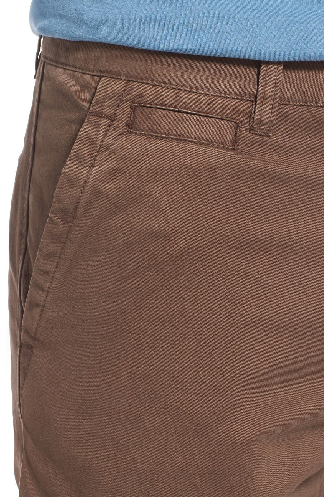 'Sahara' Trim Fit Vintage Washed Twill Chinos,                             Alternate thumbnail 29, color,