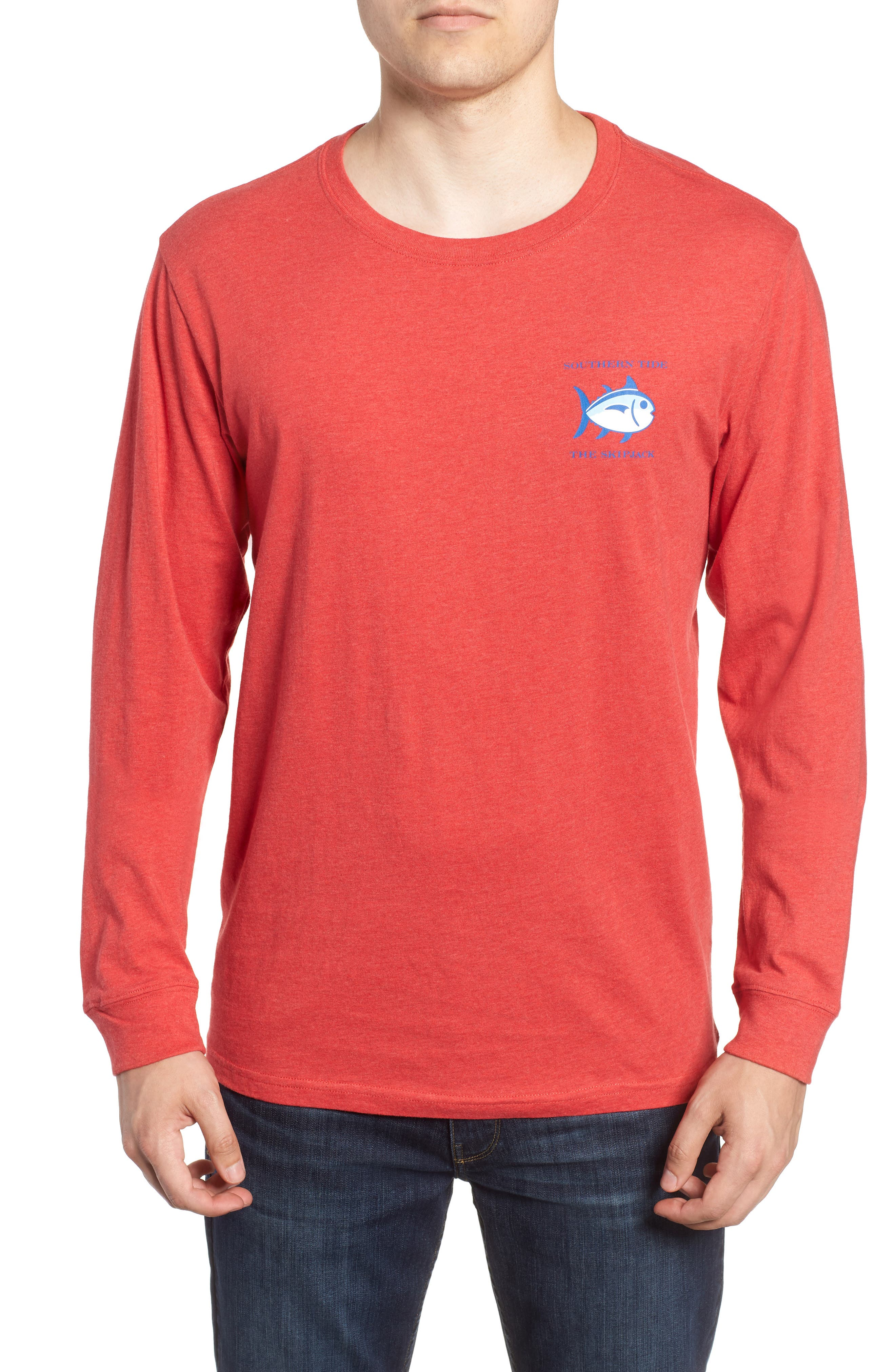 Original Skipjack T-Shirt,                             Main thumbnail 4, color,