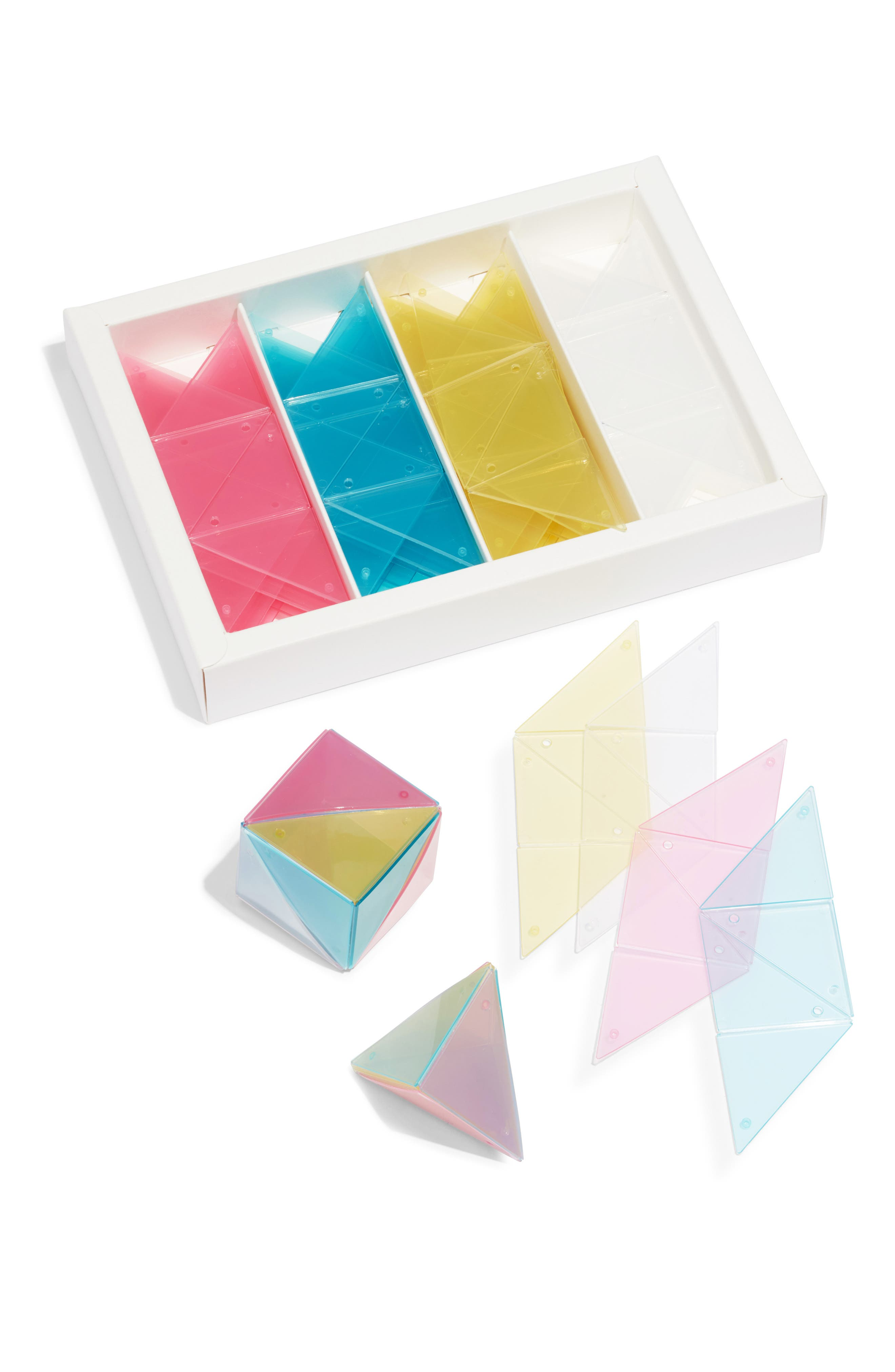 3D Origami Puzzle Game,                         Main,                         color, MULTI COLOR