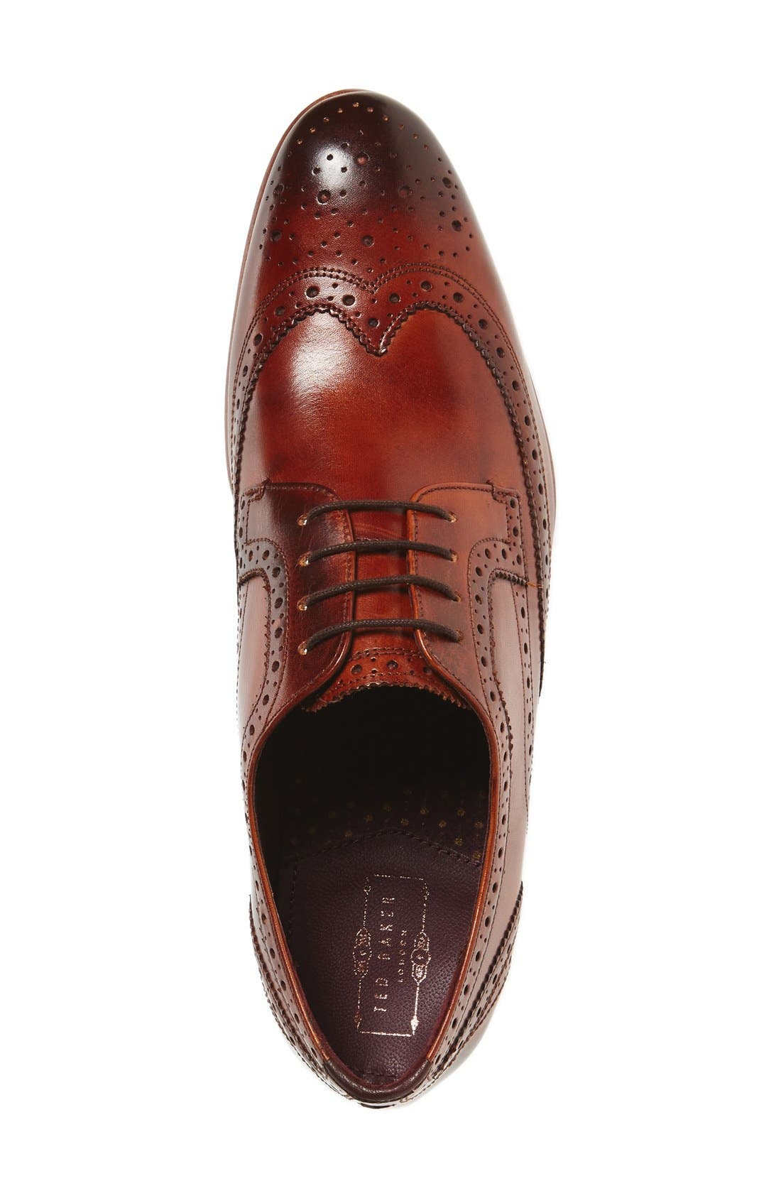 'Gryene' Wingtip Oxford,                             Alternate thumbnail 11, color,